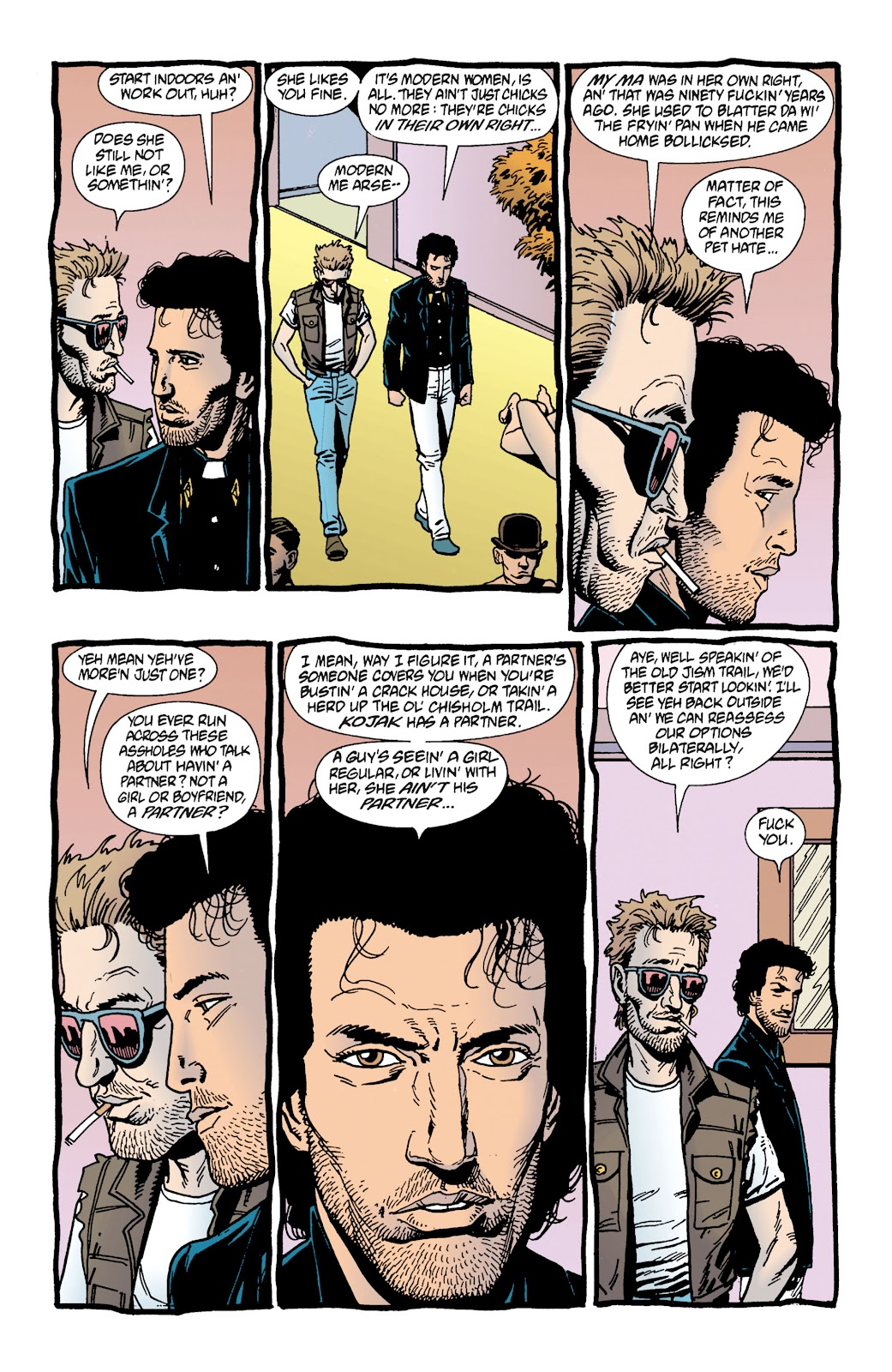 Preacher Issue #15 #24 - English 20
