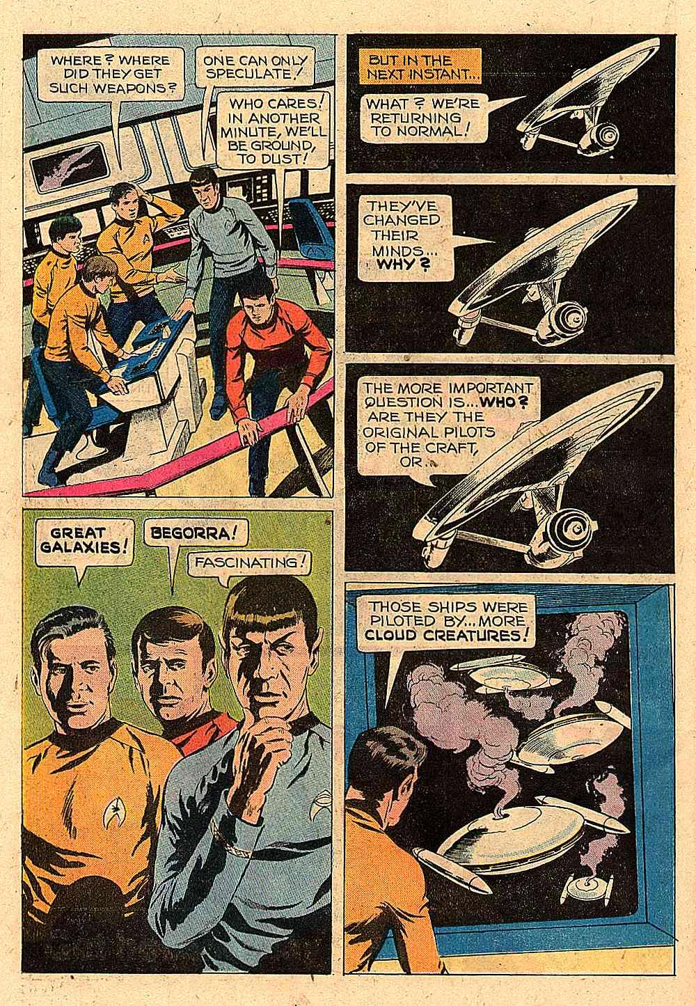 Star Trek (1967) #49 #49 - English 17