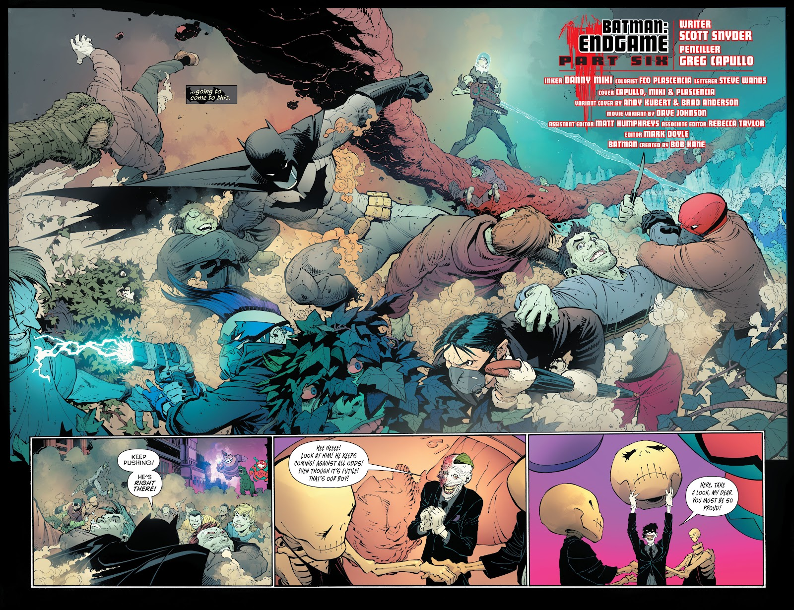 Batman (2011) Issue #40 #59 - English 6