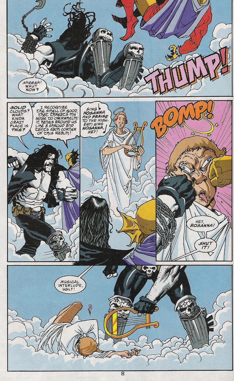 Lobo (1993) Issue #64 #69 - English 9