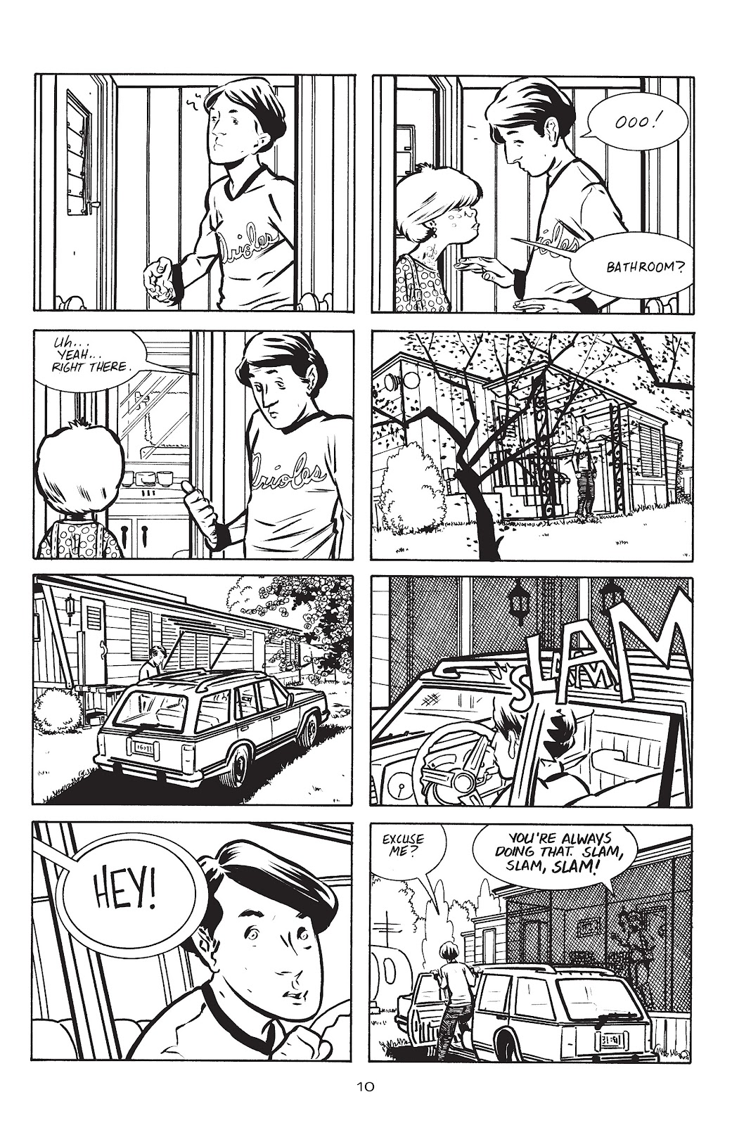 Stray Bullets Issue #8 #8 - English 12