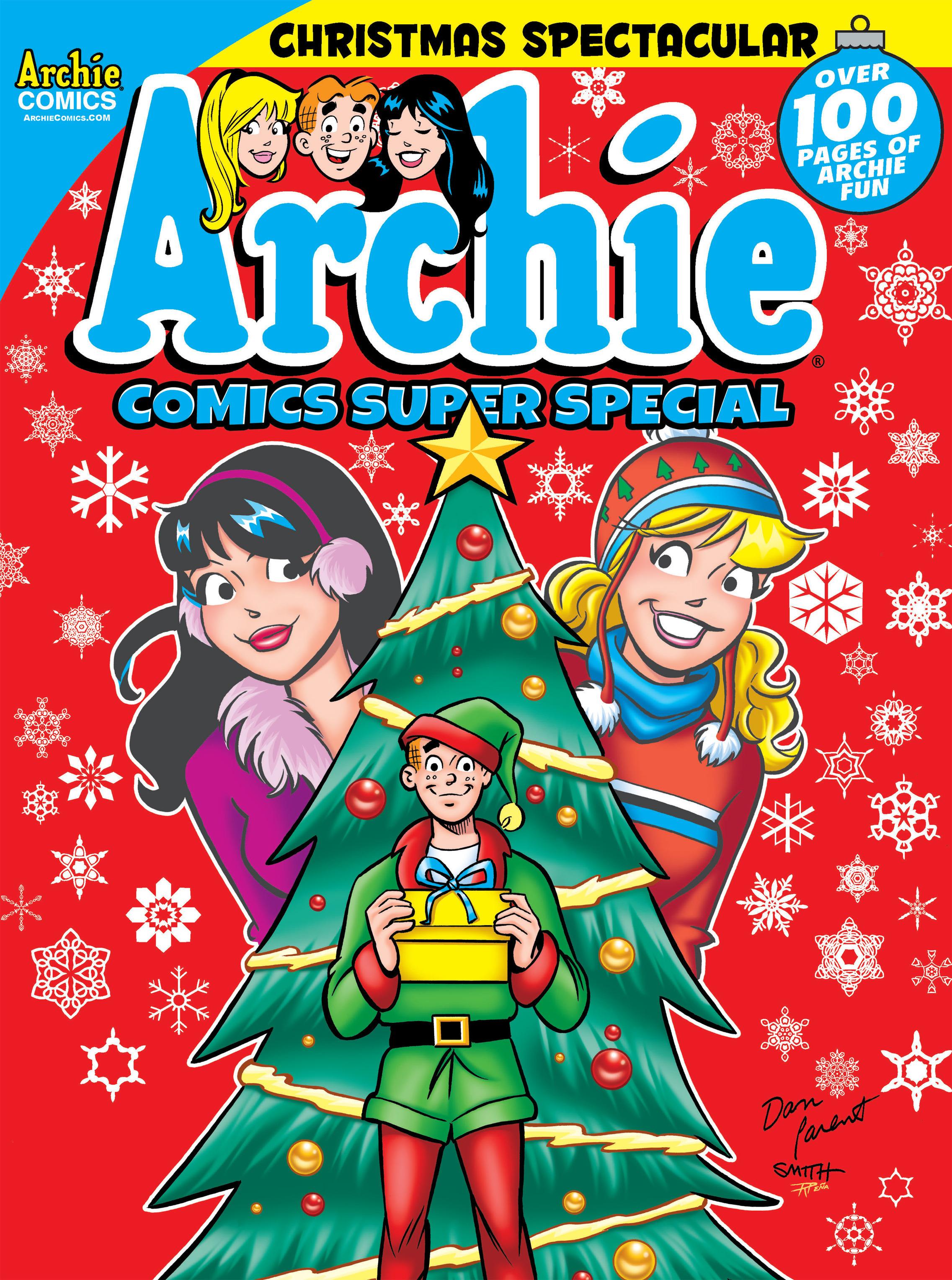 Archie Comics Super Special 7 Page 1