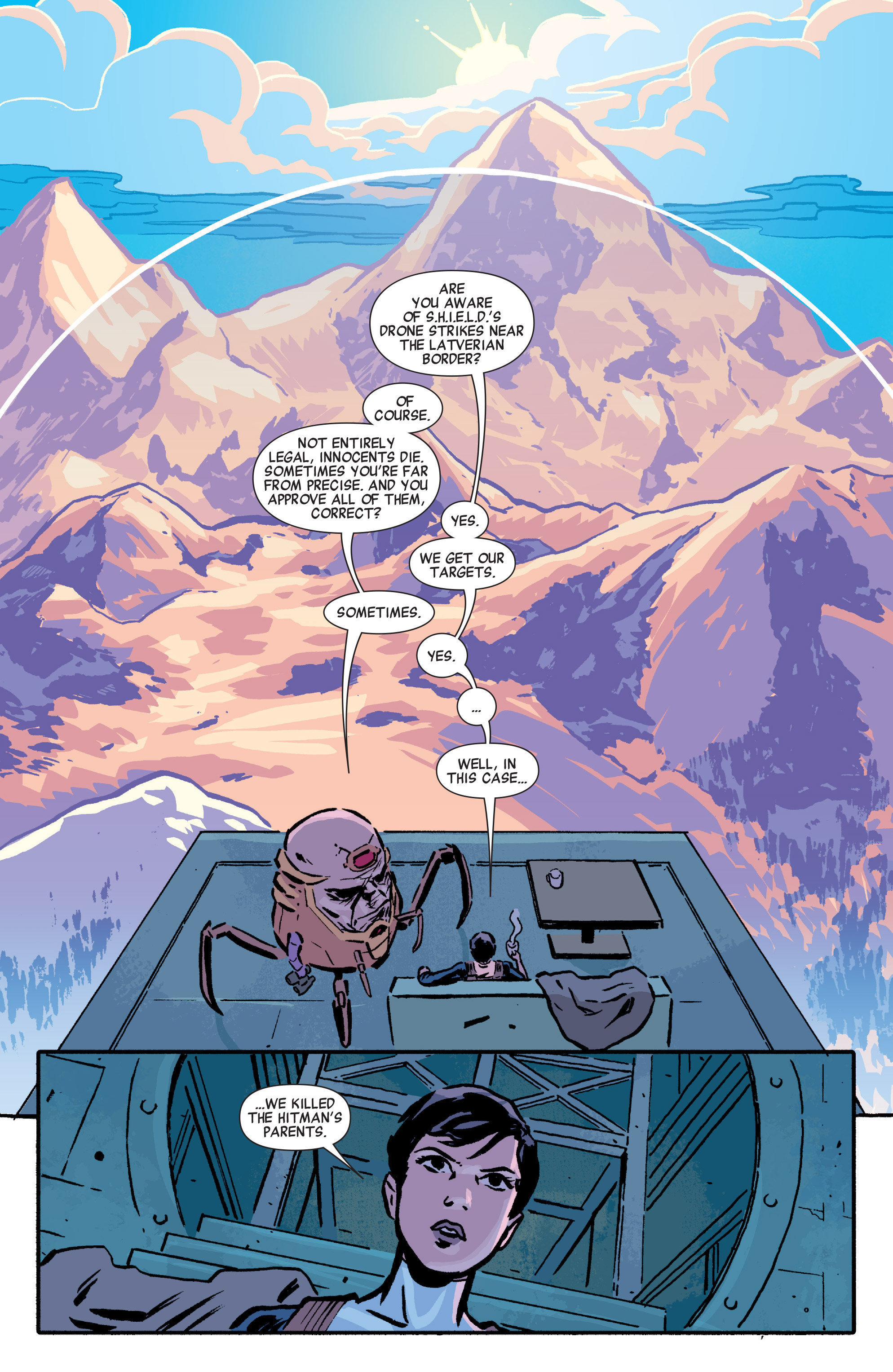 Read online Secret Avengers (2014) comic -  Issue #5 - 6