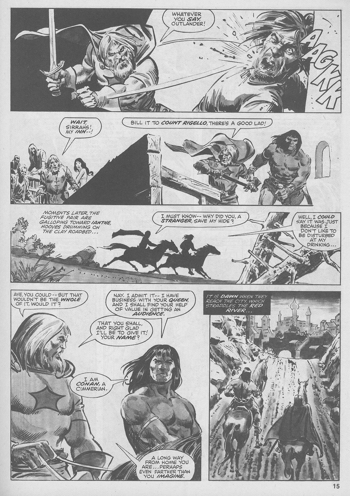 The Savage Sword Of Conan Issue #44 #45 - English 15