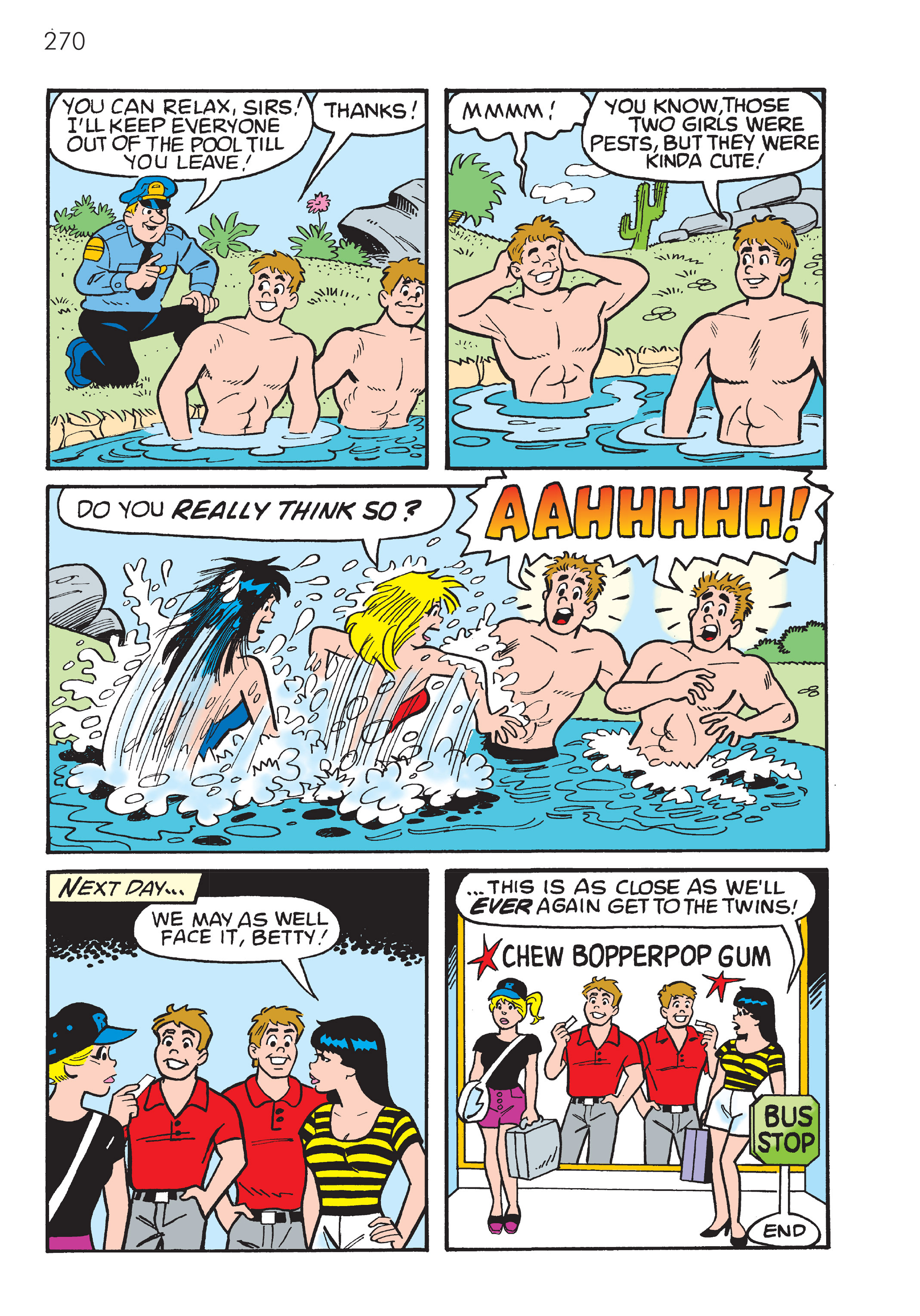 Read online The Best of Archie Comics comic -  Issue # TPB 4 (Part 2) - 60
