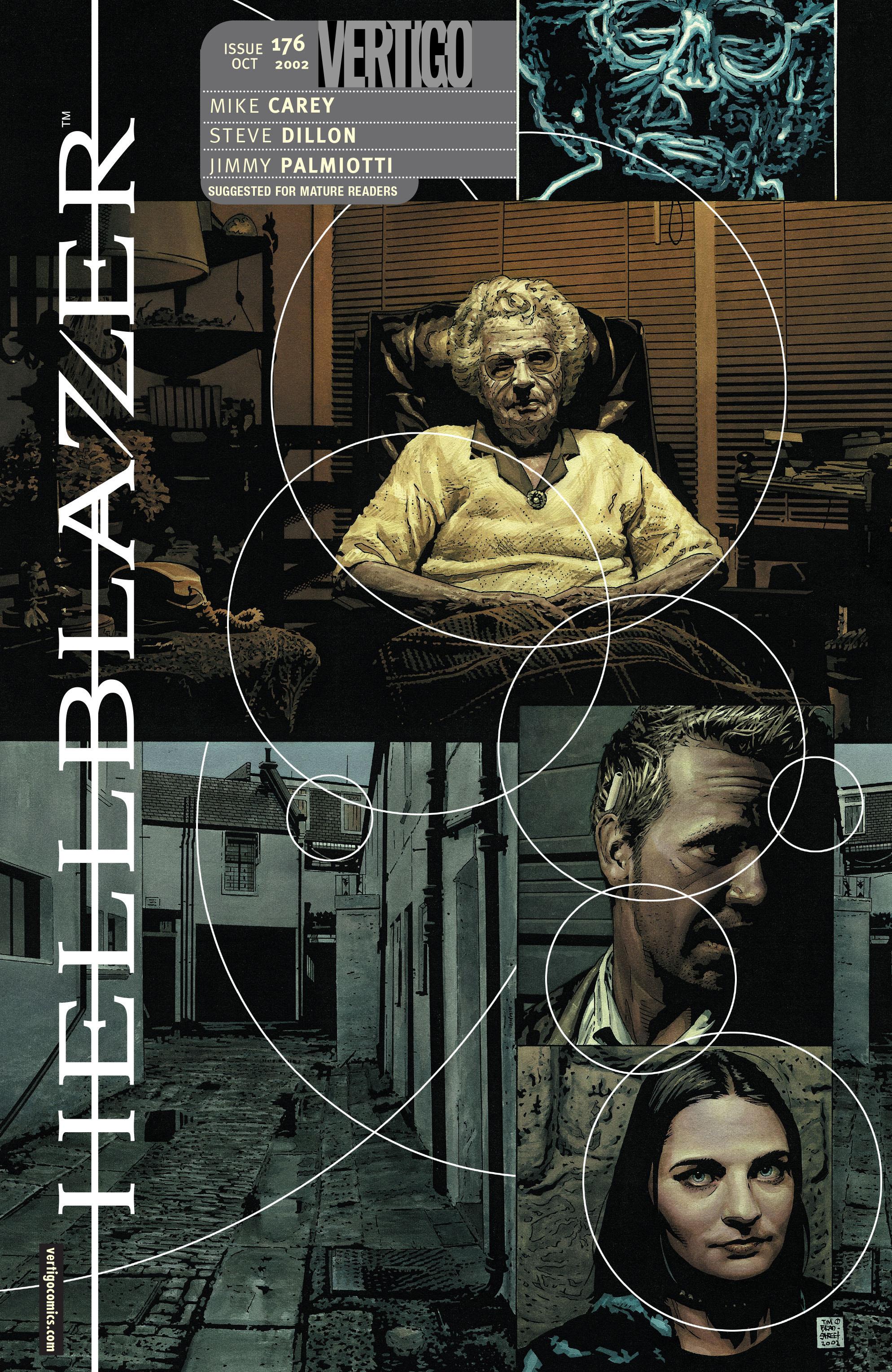 Hellblazer issue 176 - Page 1