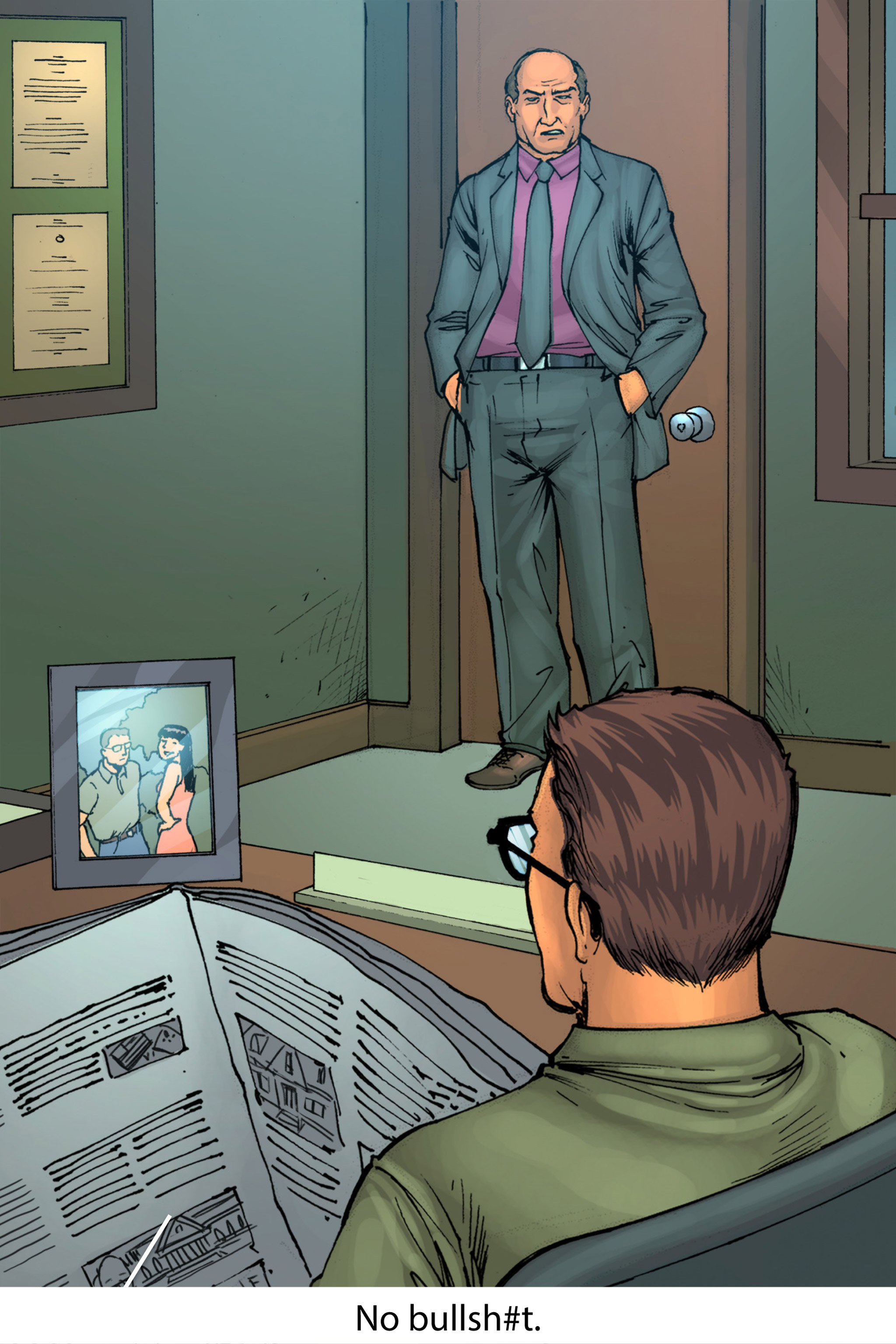 Read online Z-Men comic -  Issue #1 - 65