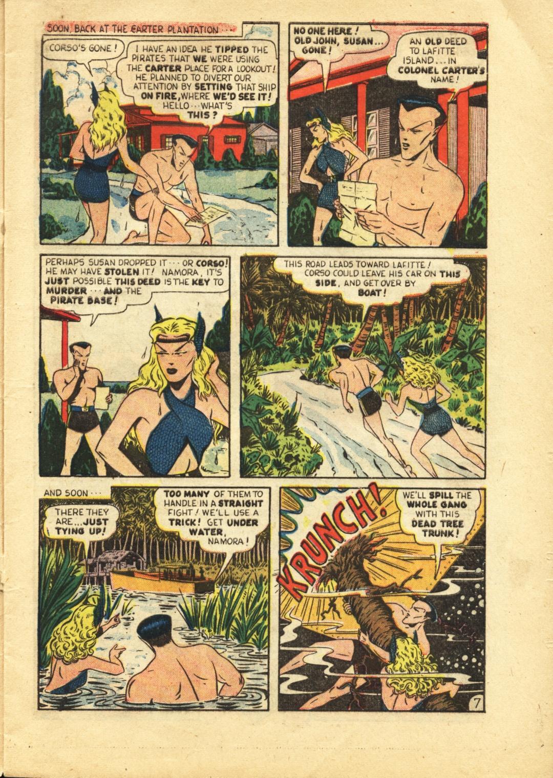 Sub-Mariner Comics #29 #29 - English 8