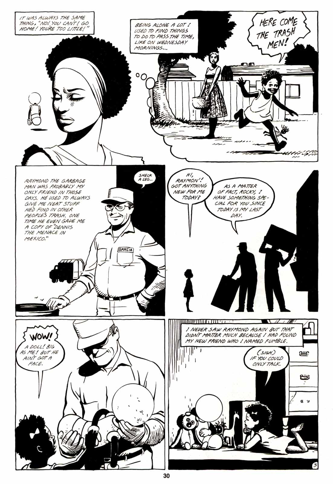 Love and Rockets (1982) Issue #5 #4 - English 32