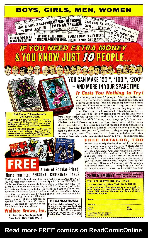 Read online Secret Hearts comic -  Issue #122 - 35