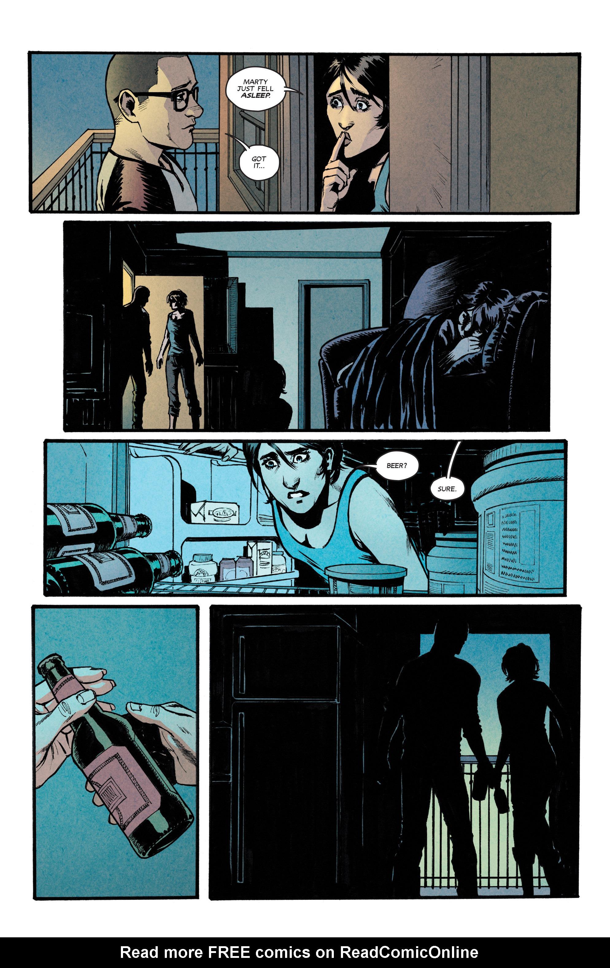 Read online Glitterbomb comic -  Issue #2 - 15
