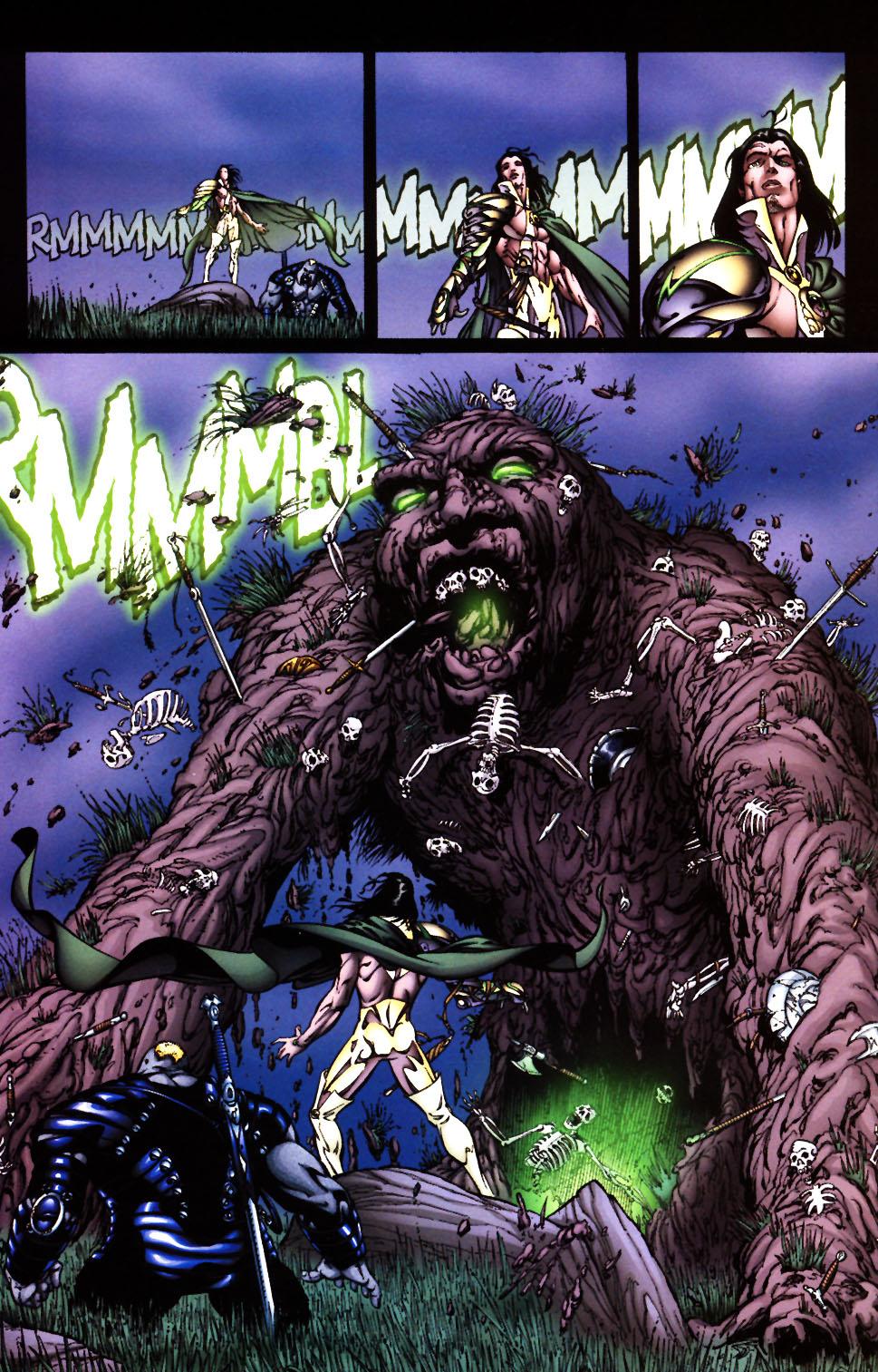 Read online Scion comic -  Issue #4 - 26