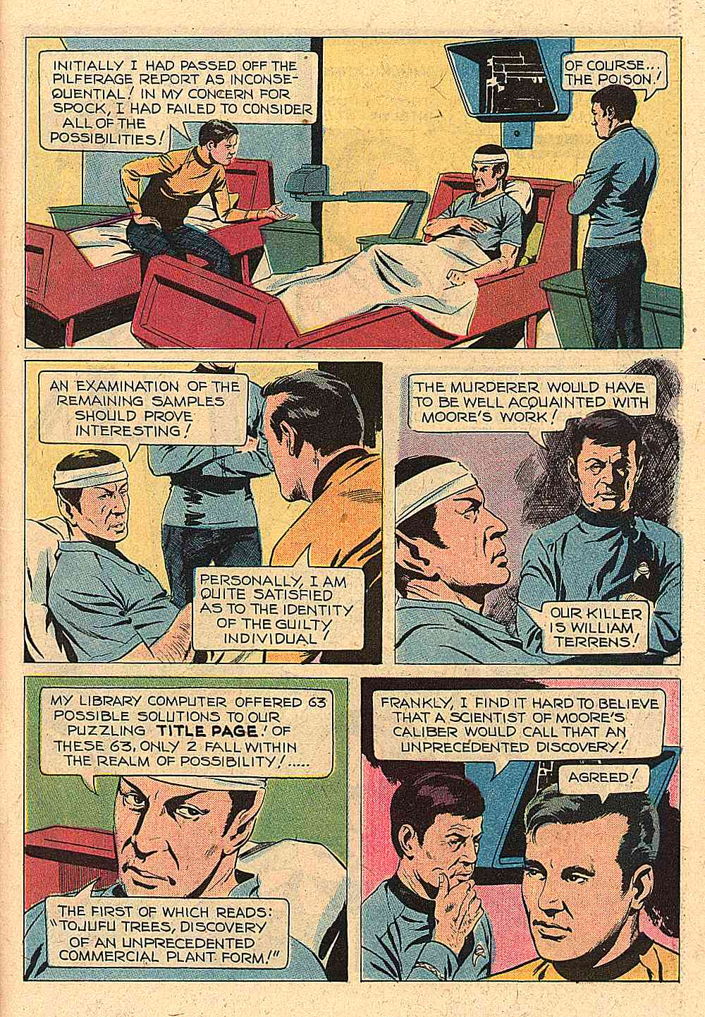 Star Trek (1967) #48 #48 - English 22