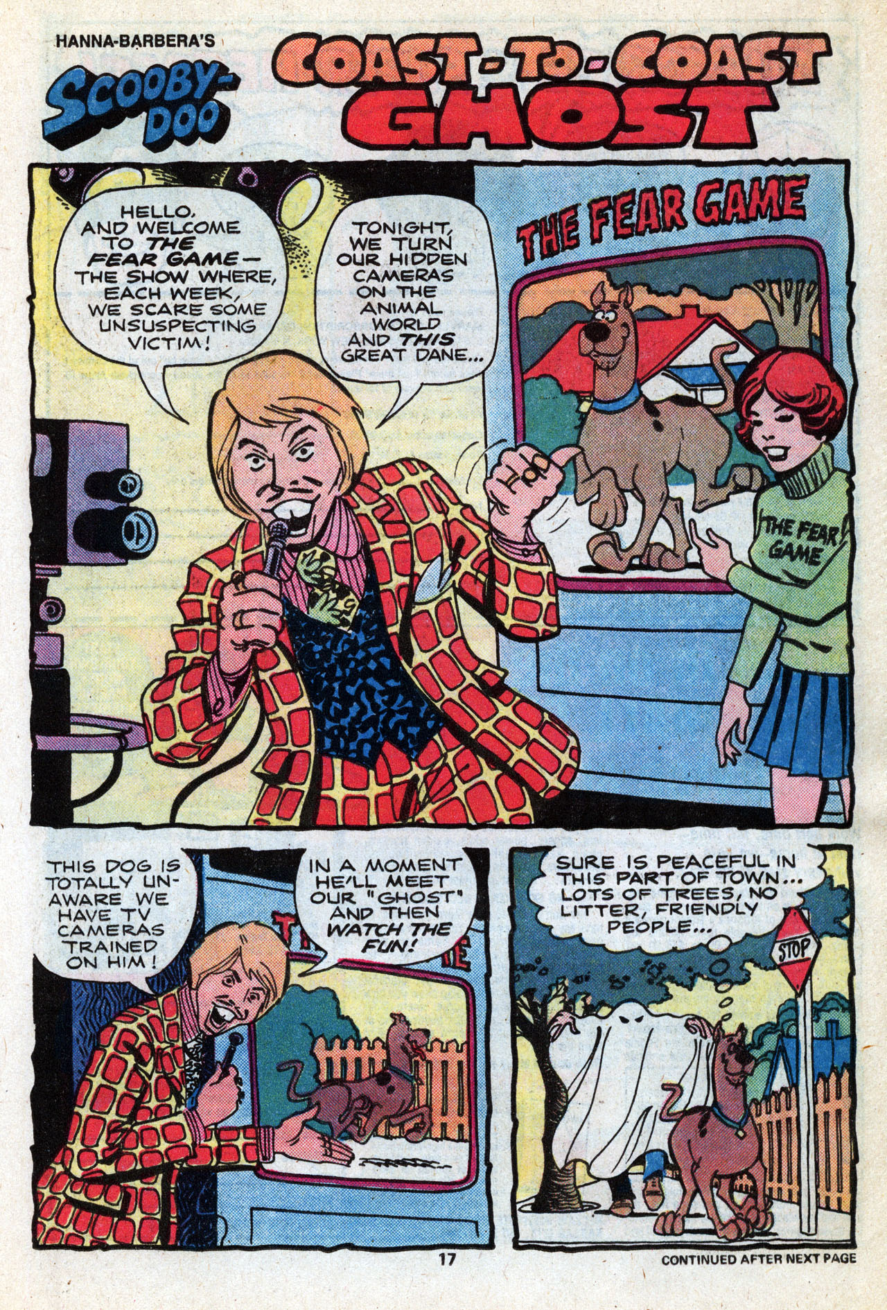 Read online Scooby-Doo (1977) comic -  Issue #3 - 19