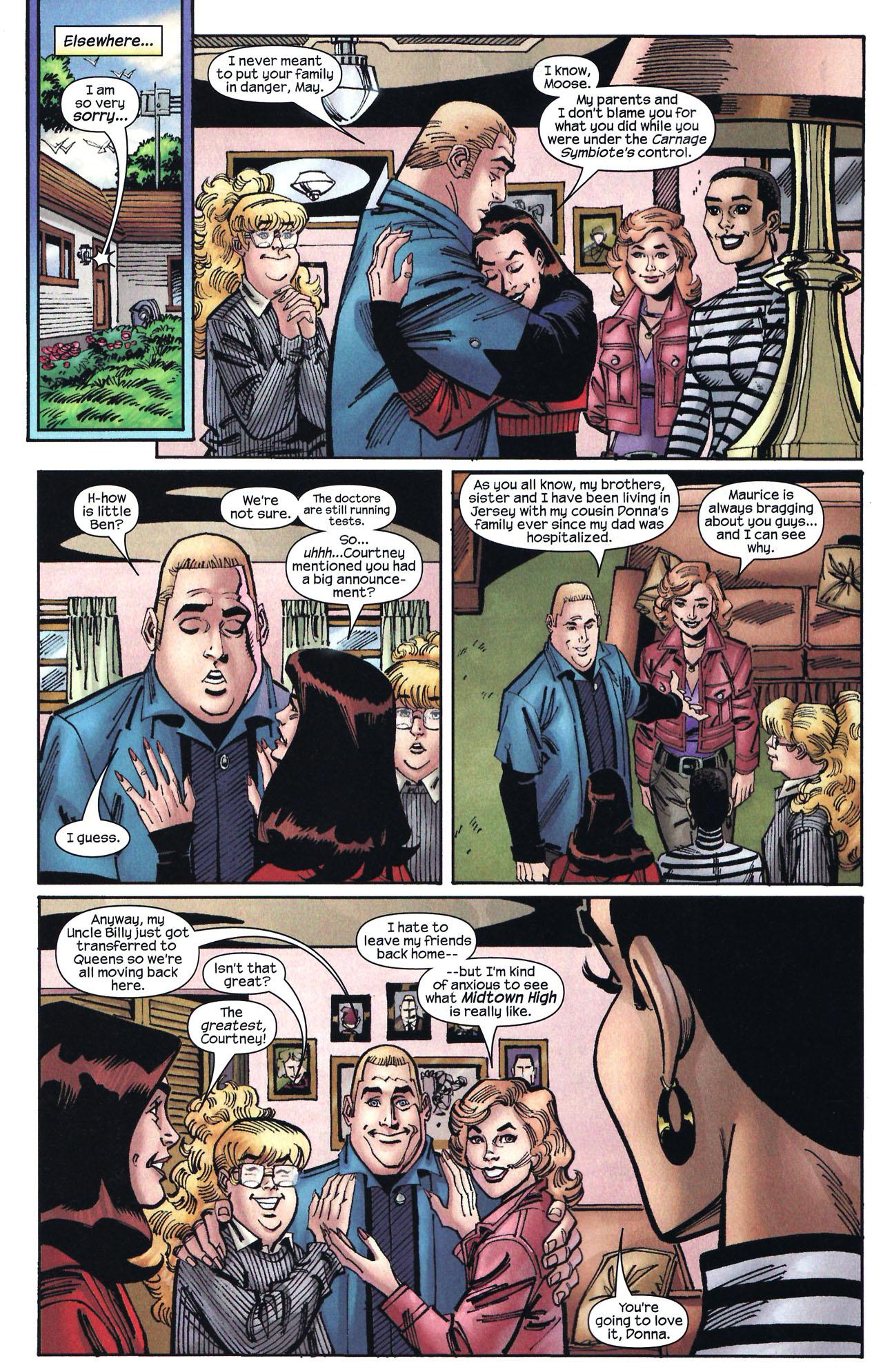 Amazing Spider-Girl #14 #17 - English 17
