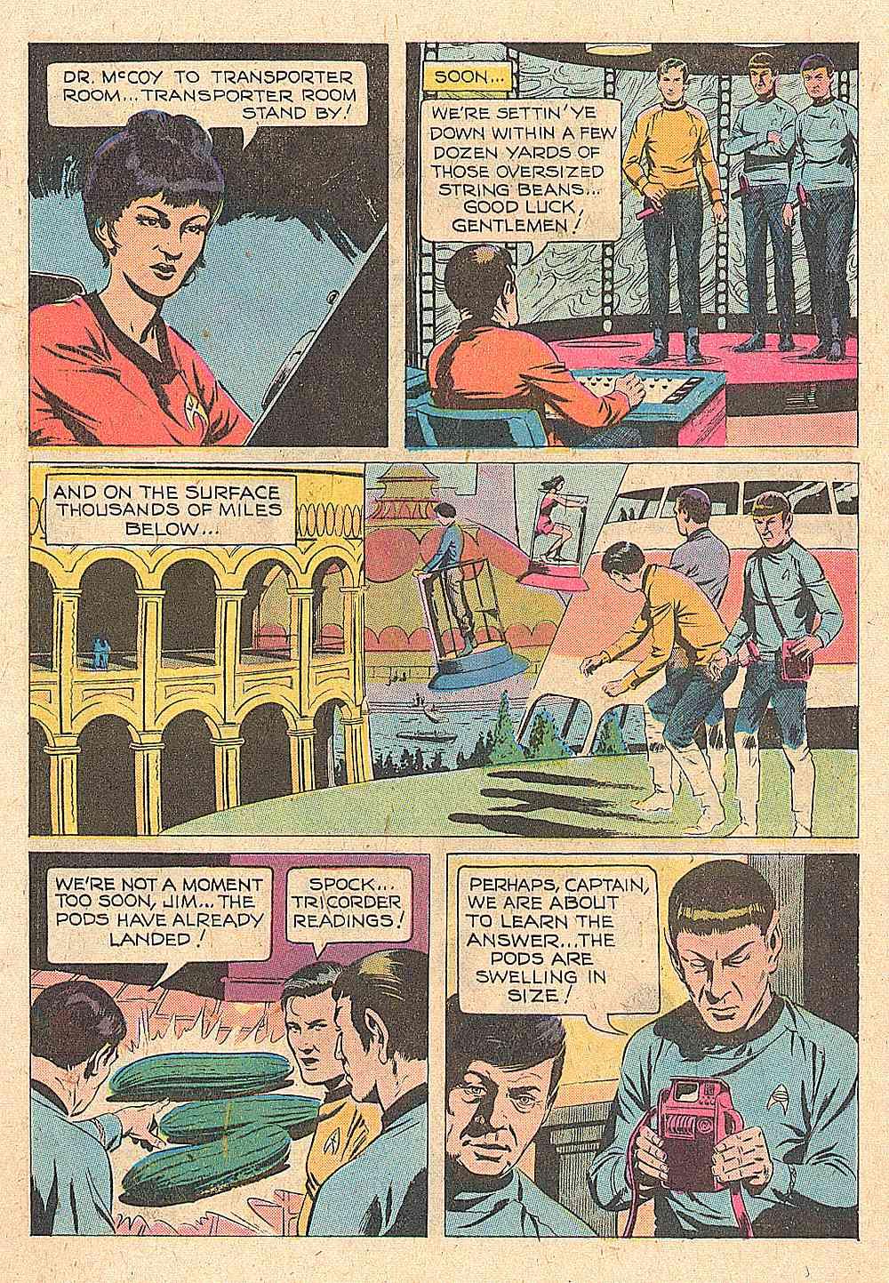 Star Trek (1967) #47 #47 - English 7