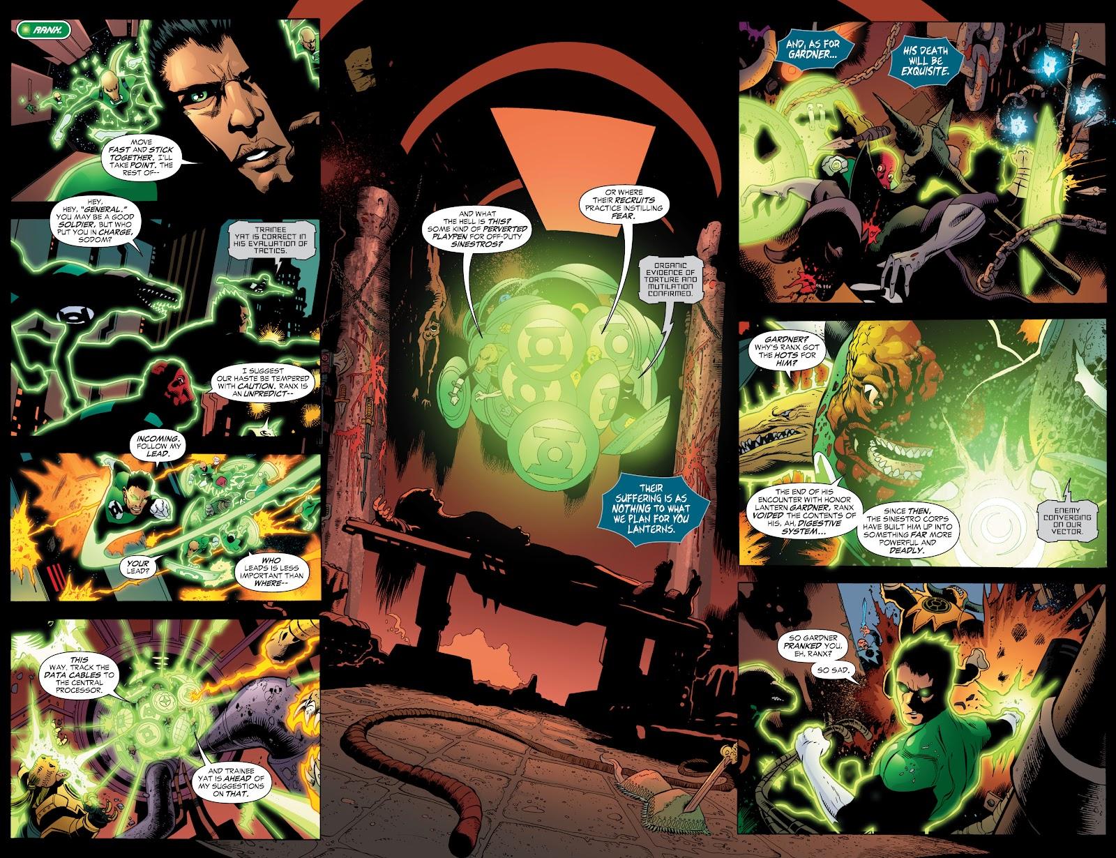 Green Lantern: The Sinestro Corps War Full #1 - English 162