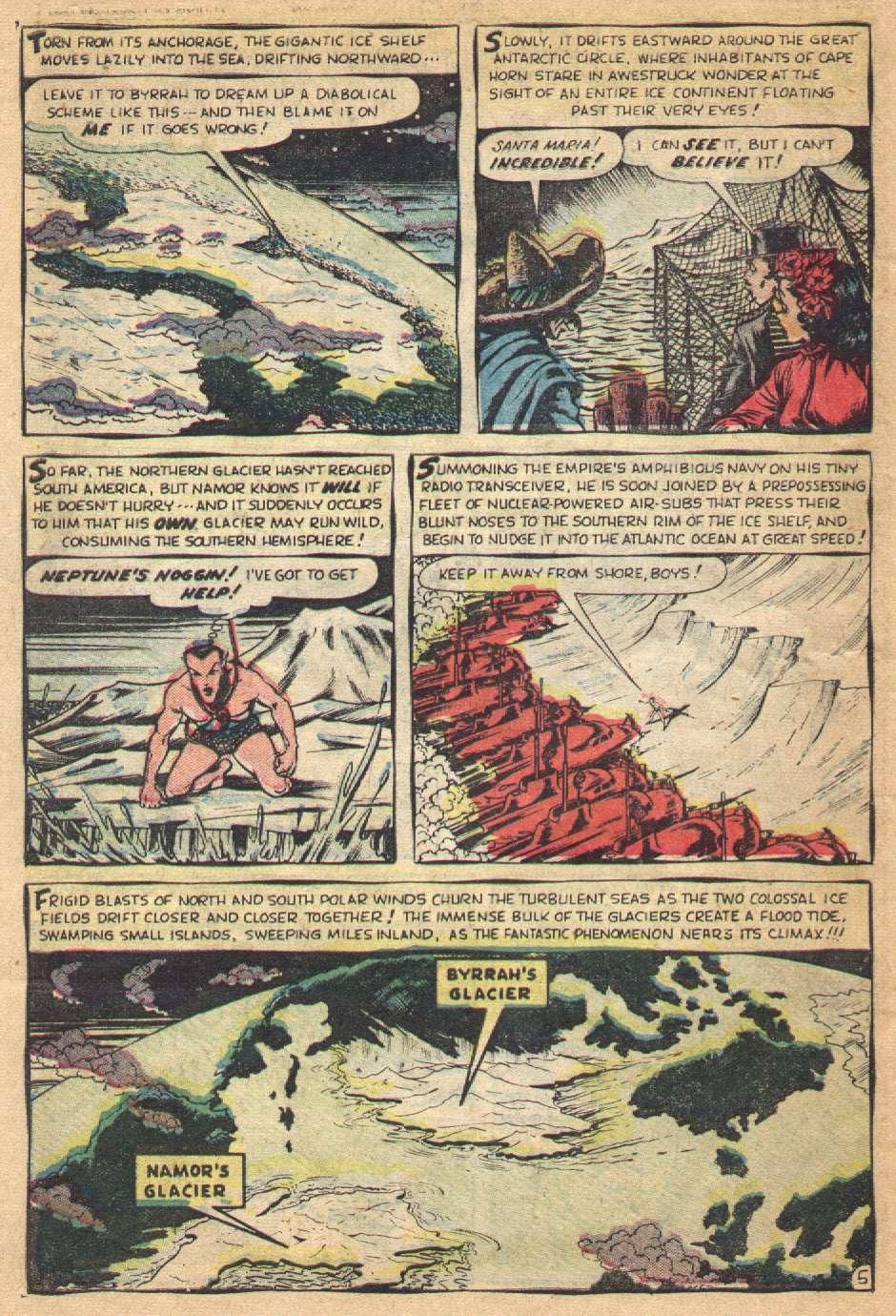 Sub-Mariner Comics #36 #36 - English 30