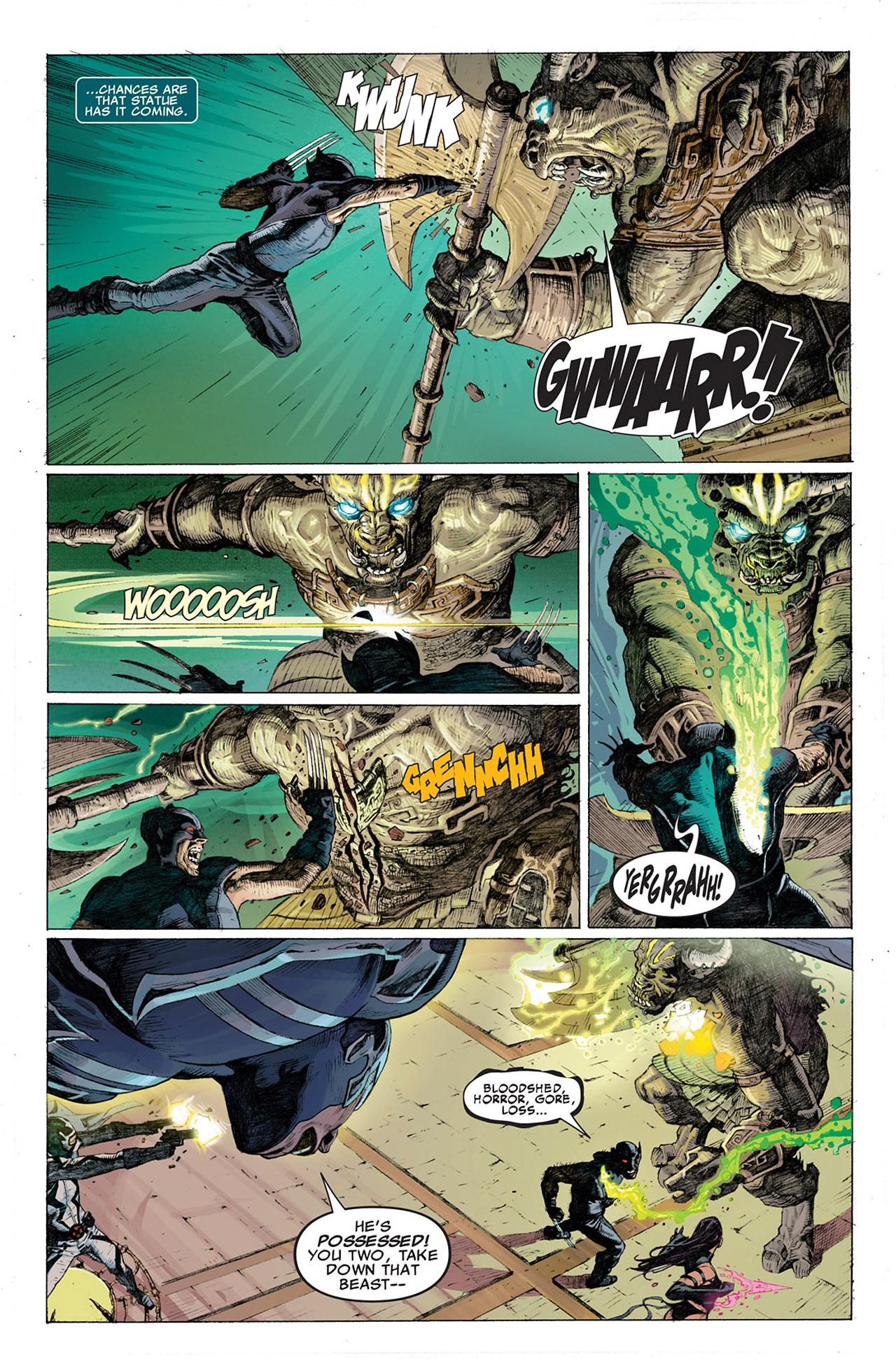 Uncanny X-Force (2010) #1 #37 - English 17
