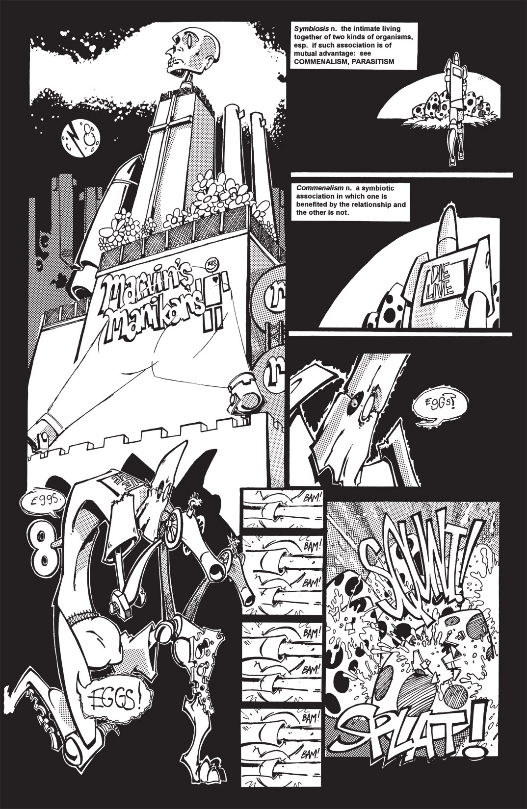 Read online Scud: The Disposable Assassin: The Whole Shebang comic -  Issue # TPB (Part 1) - 138