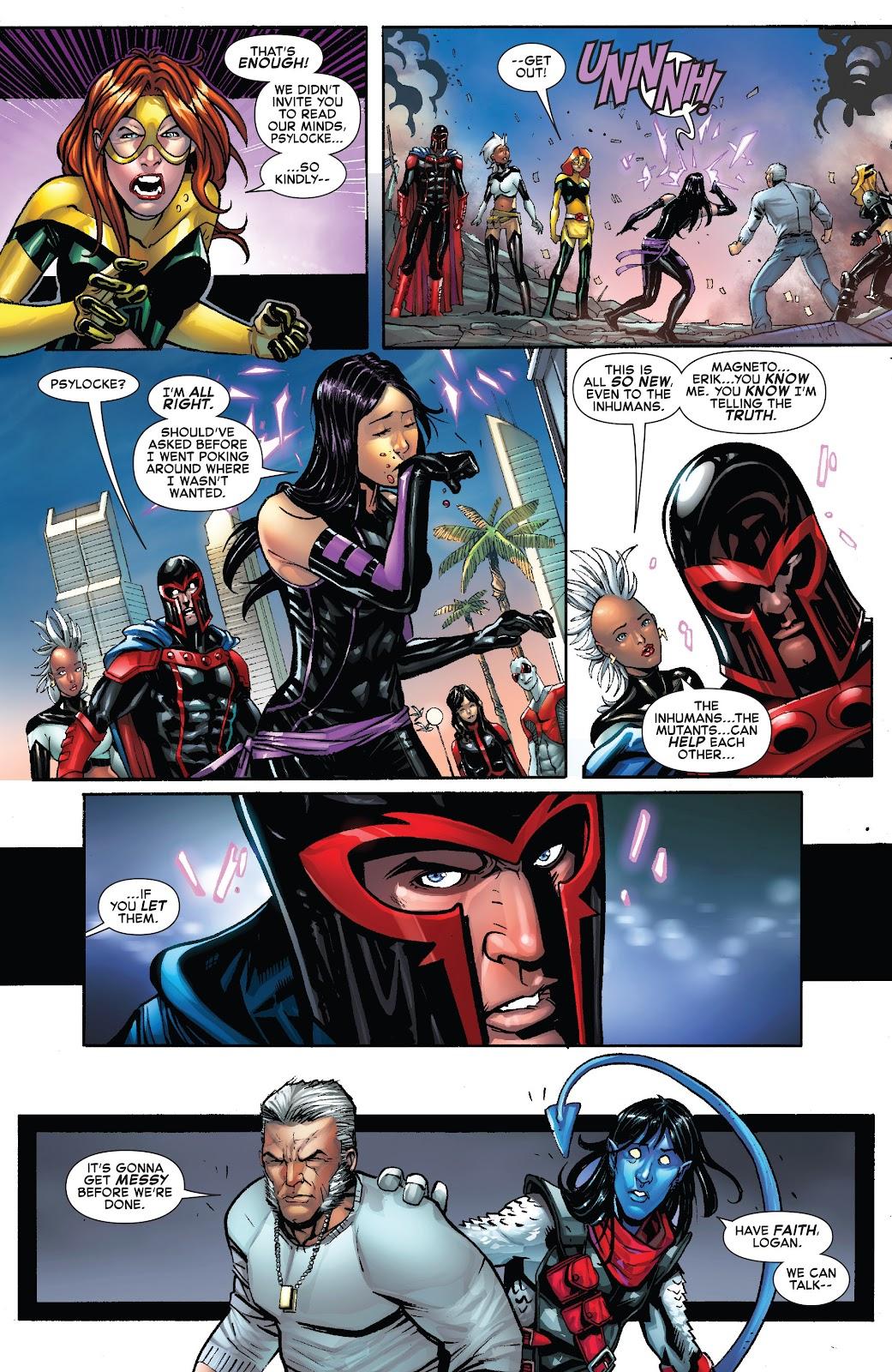 Civil War II: X-Men Issue #1 #1 - English 23