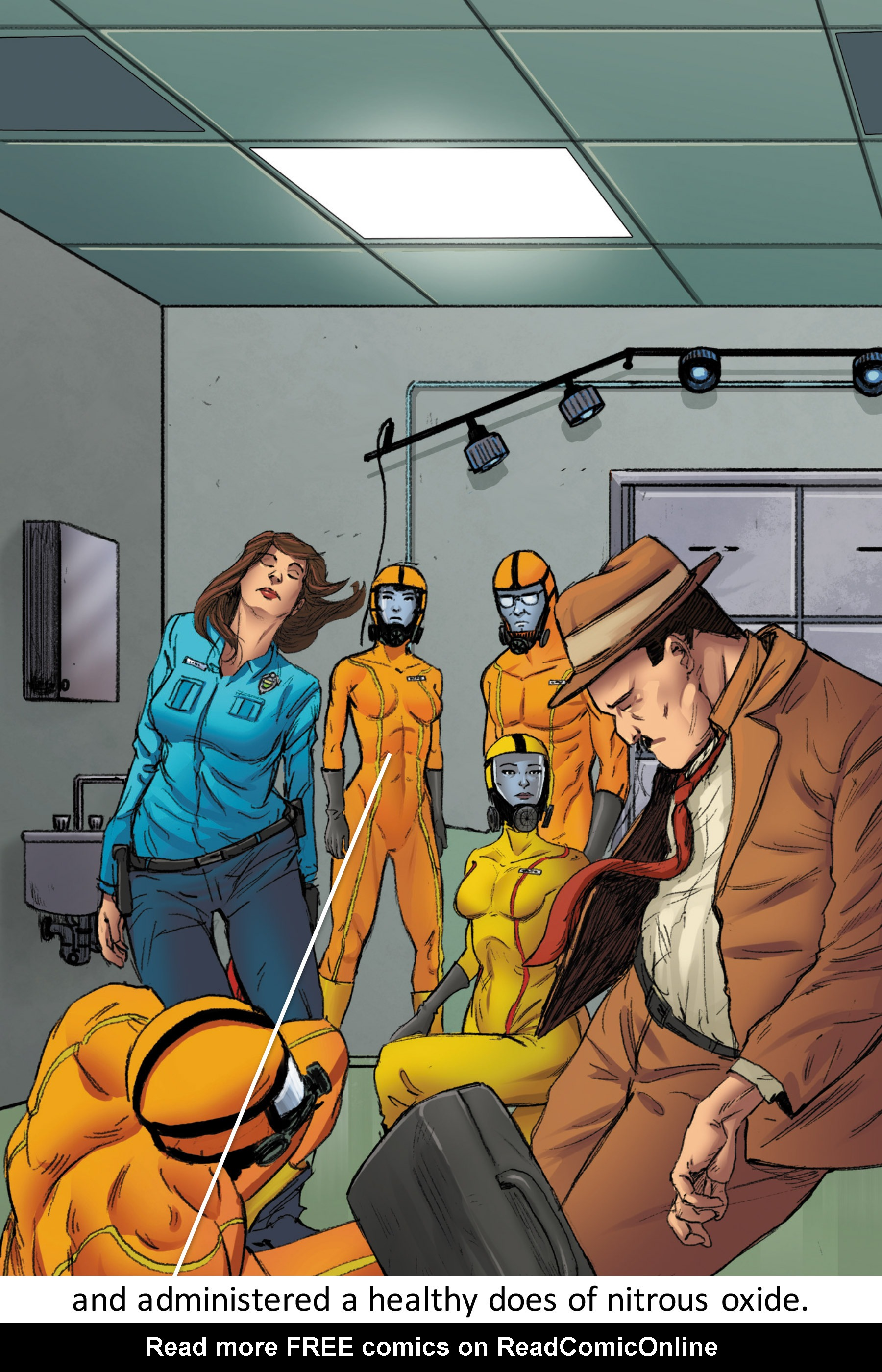 Read online Honor comic -  Issue #3 - 113