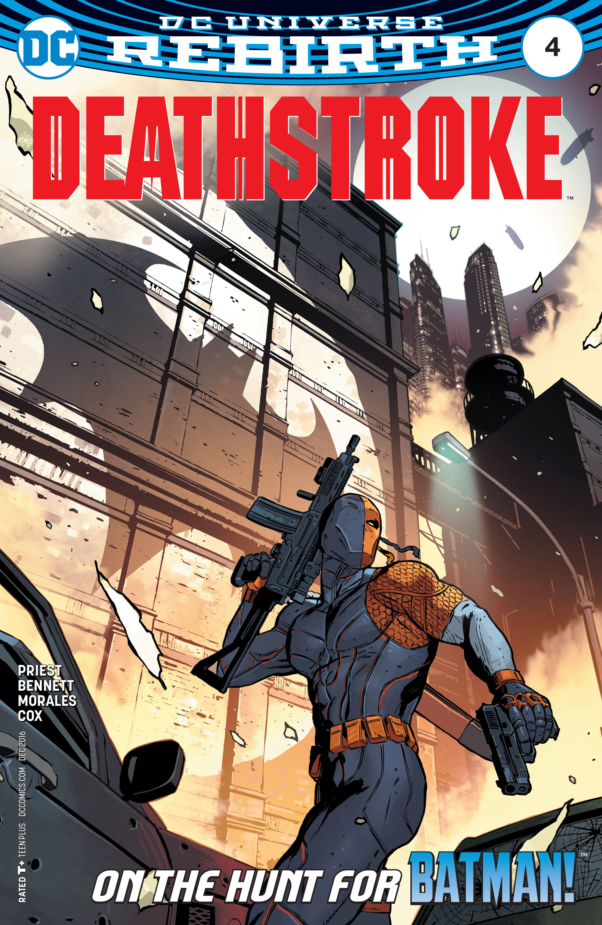 Deathstroke (2016) 4 Page 1