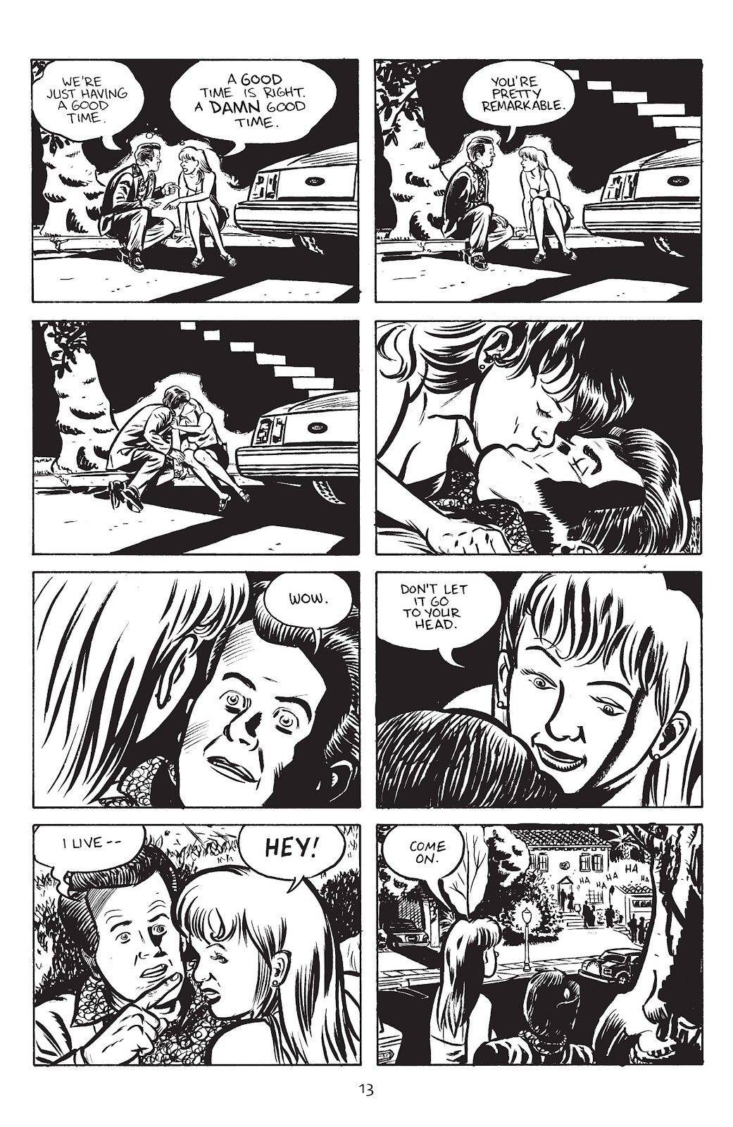 Stray Bullets Issue #22 #22 - English 15