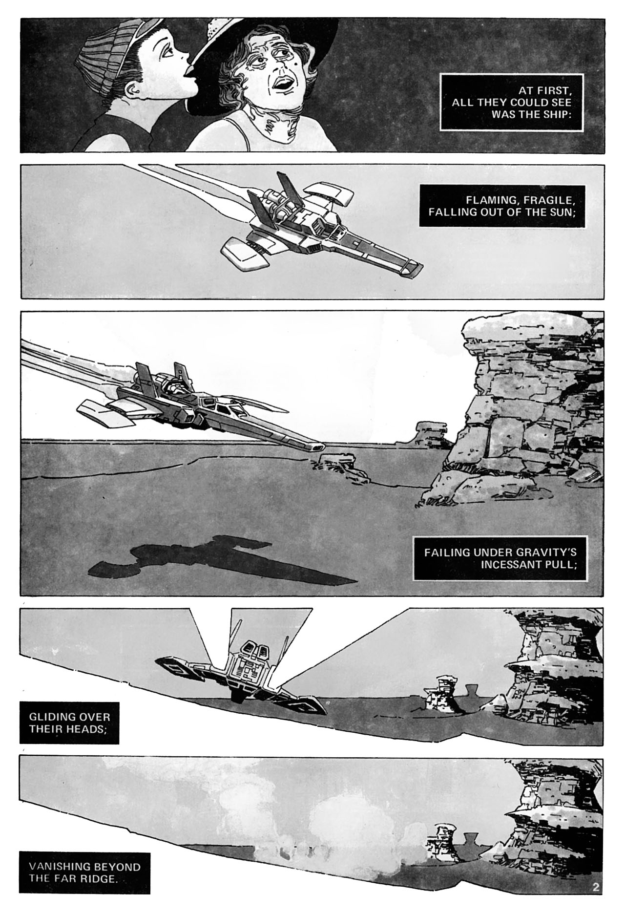Read online Star*Reach comic -  Issue #16 - 20