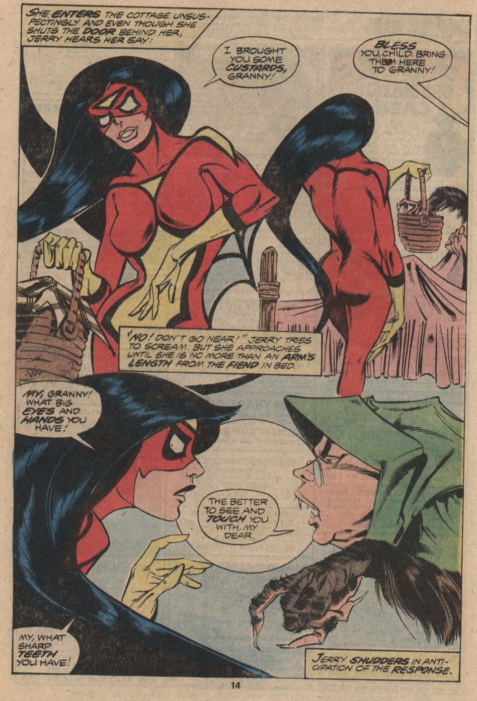 Spider-Woman (1978) #12 #39 - English 9