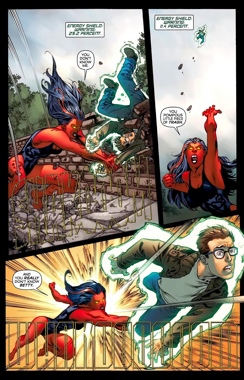 Incredible Hulks (2010) Issue #612 #2 - English 14