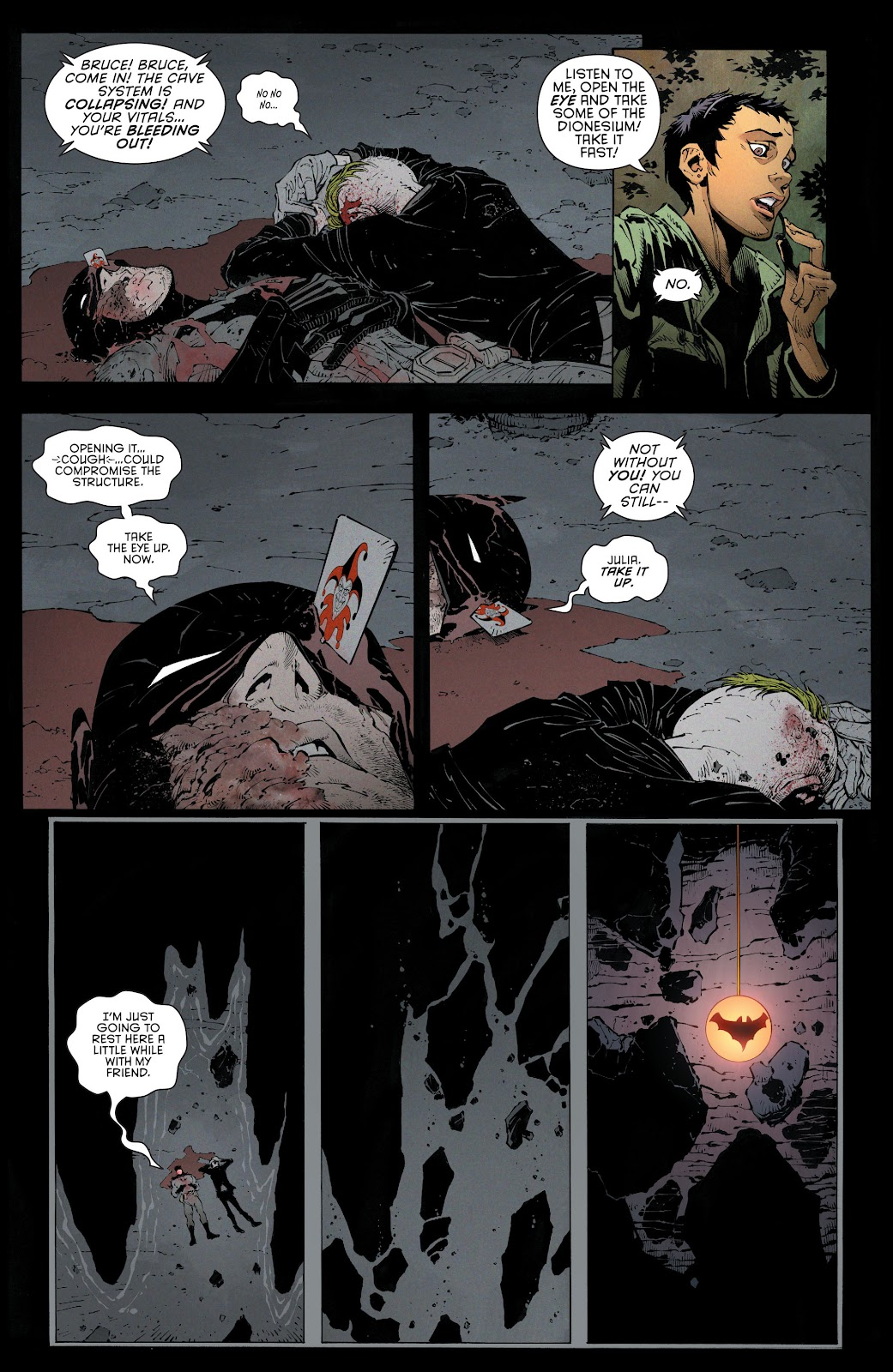 Batman (2011) _TPB 7 #7 - English 144