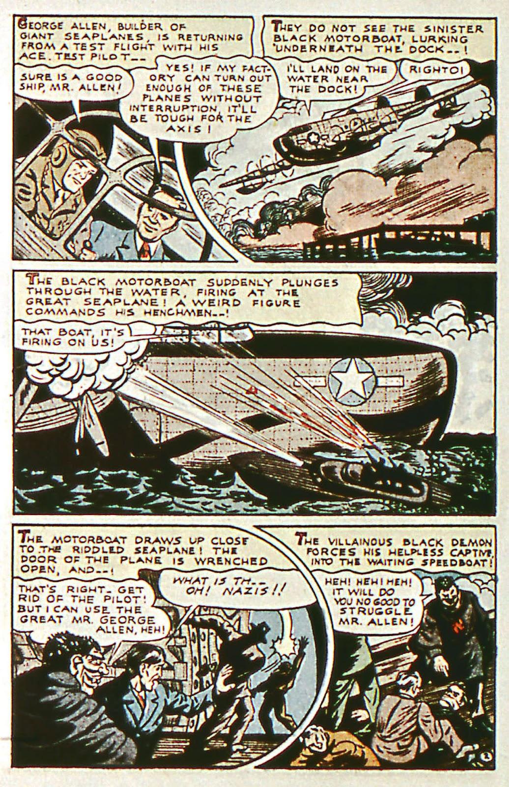 Sub-Mariner Comics Issue #16 #16 - English 4