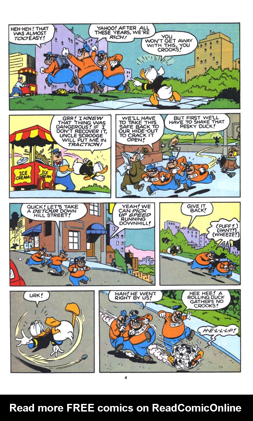 Uncle Scrooge (1953) Issue #250 #250 - English 42