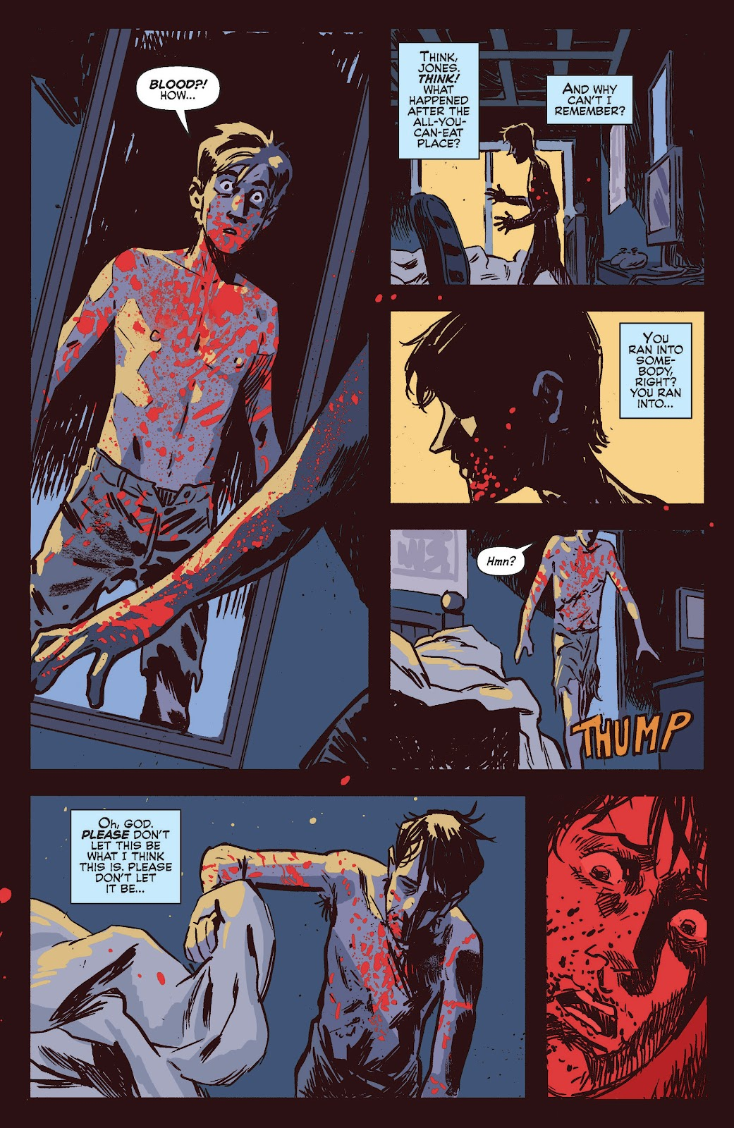 Jughead The Hunger Issue #0 #1 - English 20