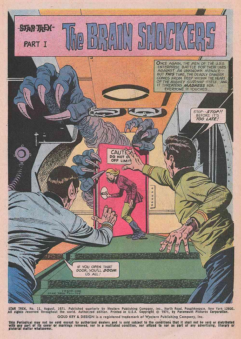 Star Trek (1967) Issue #11 #11 - English 2