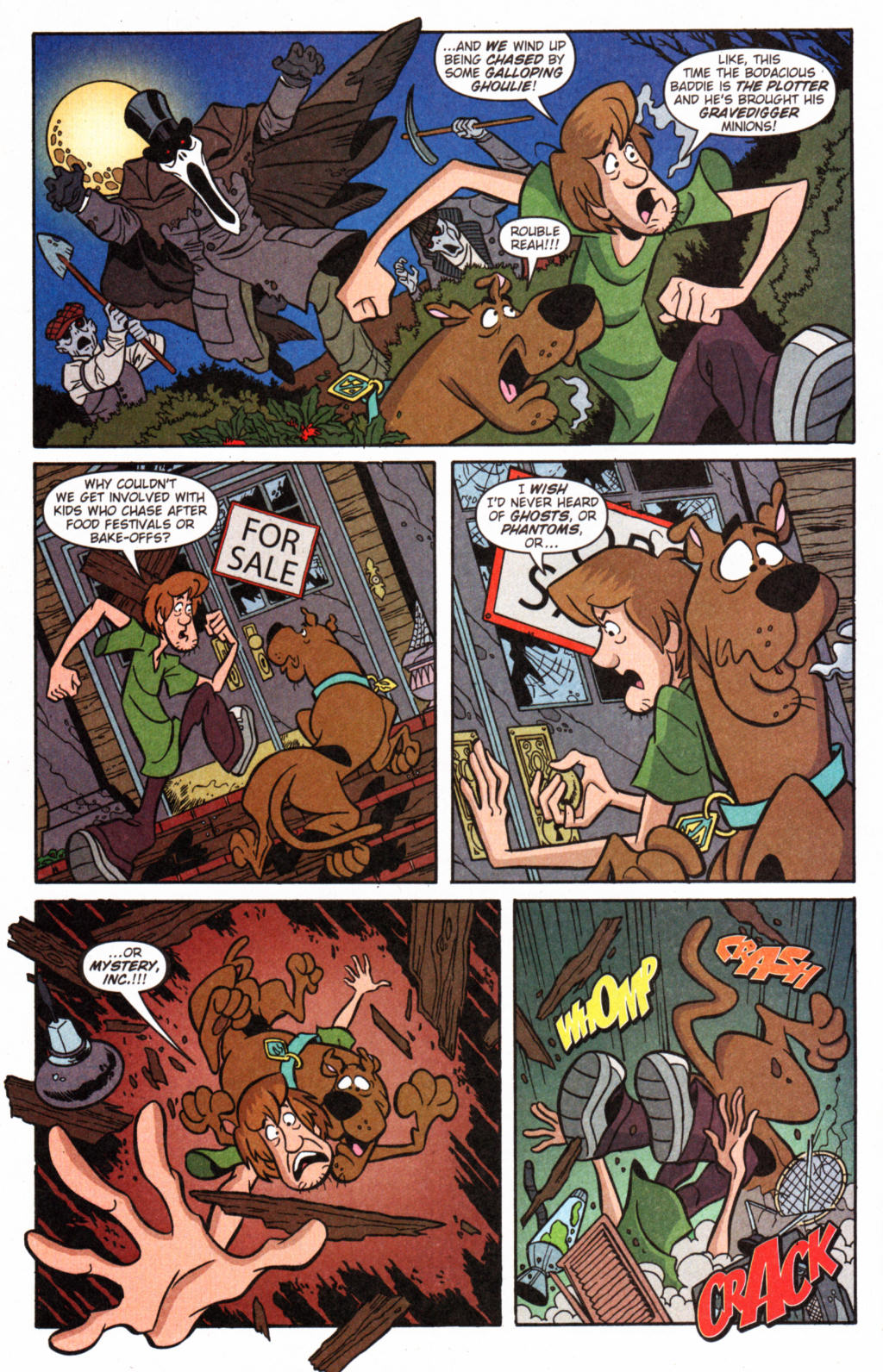 Read online Scooby-Doo (1997) comic -  Issue #115 - 3