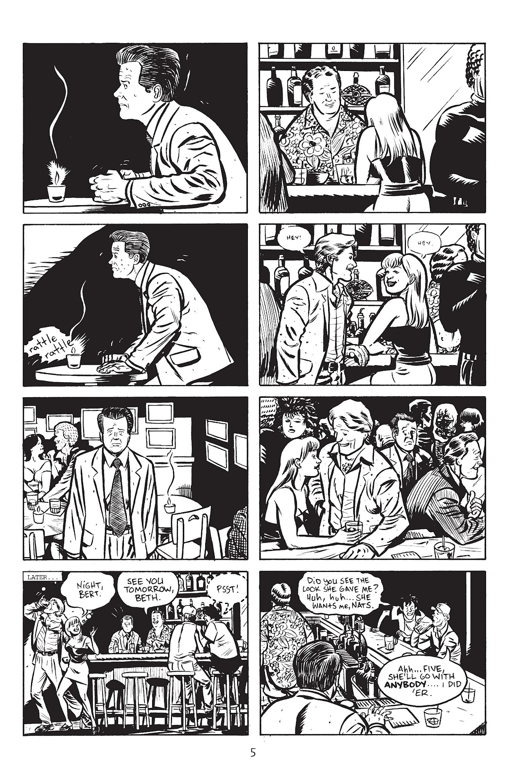 Stray Bullets Issue #22 #22 - English 7