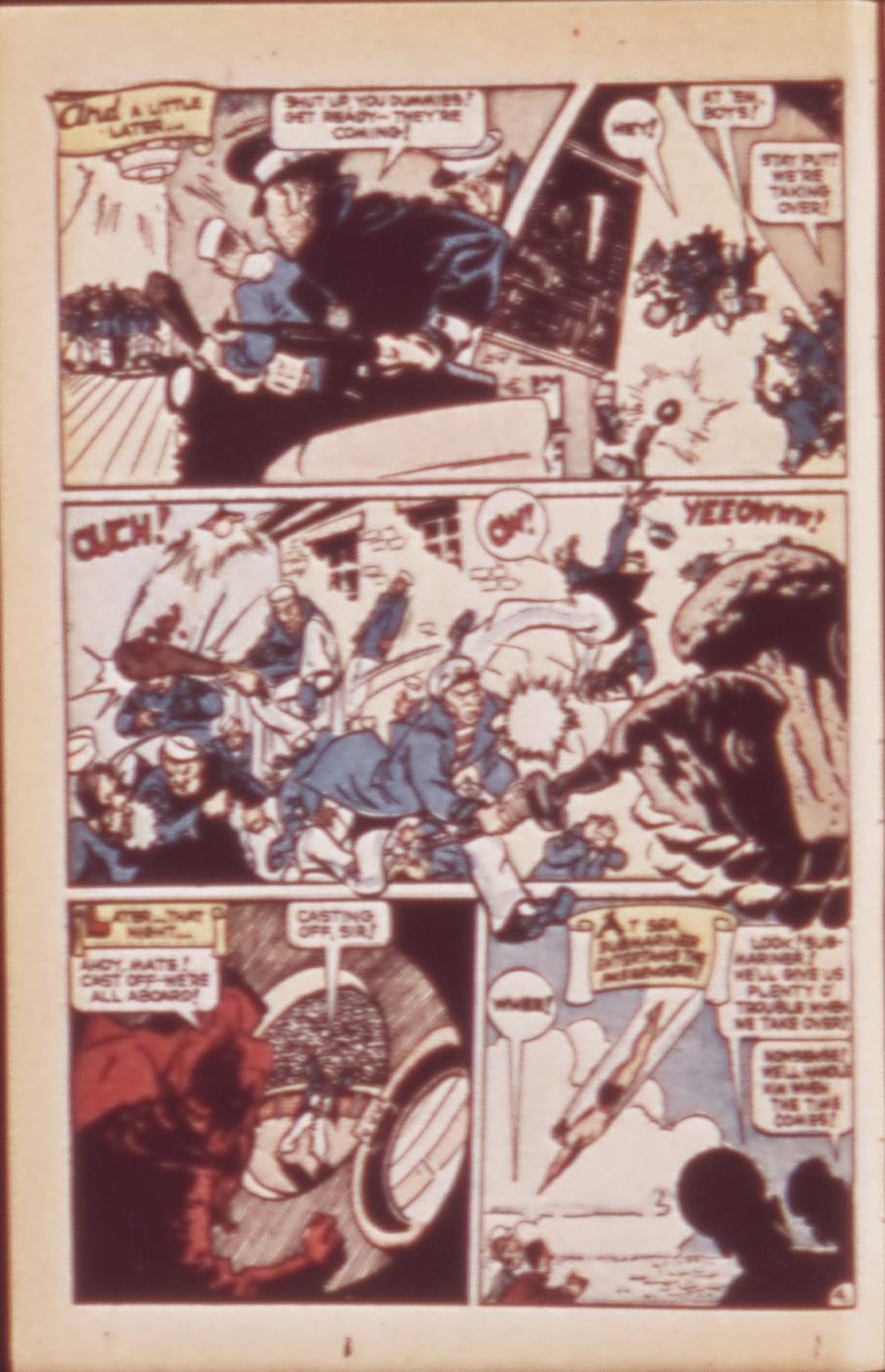Sub-Mariner Comics Issue #19 #19 - English 32