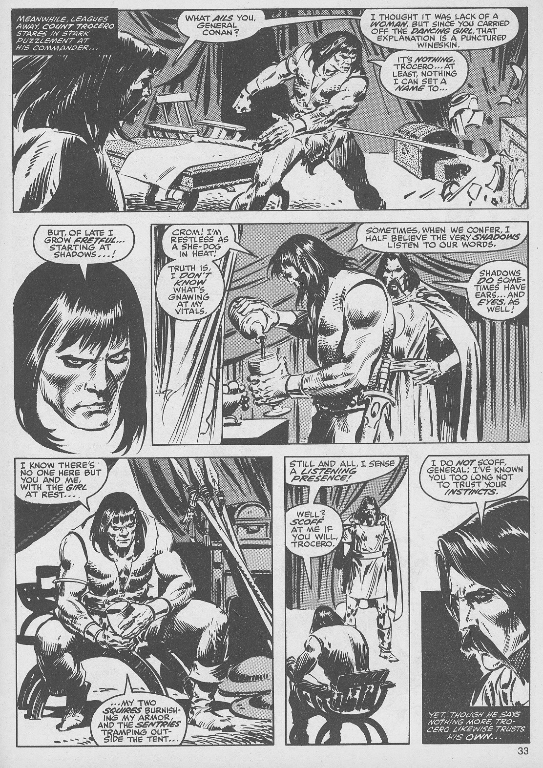The Savage Sword Of Conan Issue #49 #50 - English 33