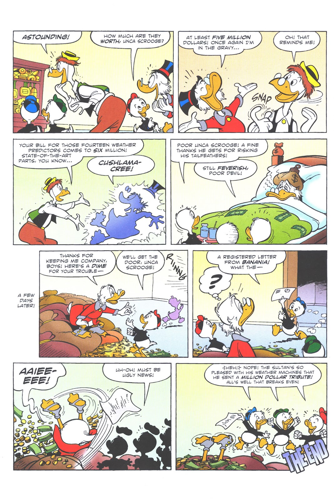 Uncle Scrooge (1953) Issue #373 #373 - English 22
