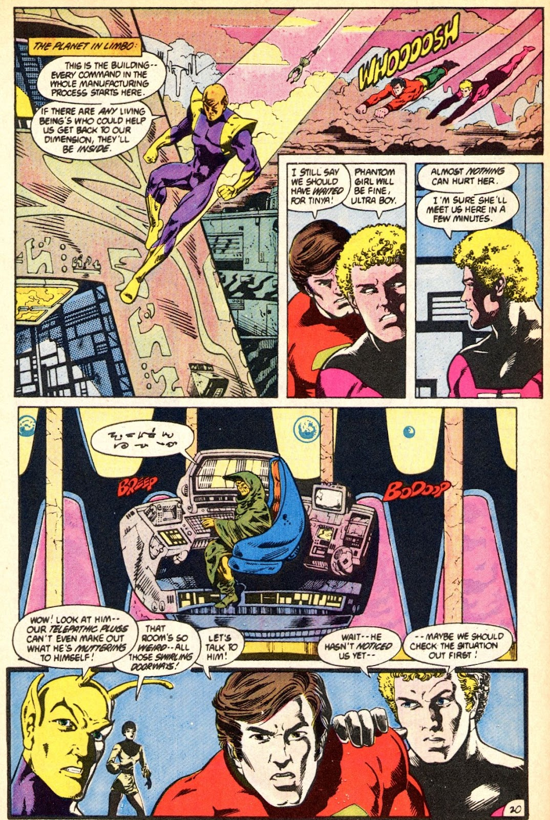 Tales of the Legion Issue #332 #19 - English 21