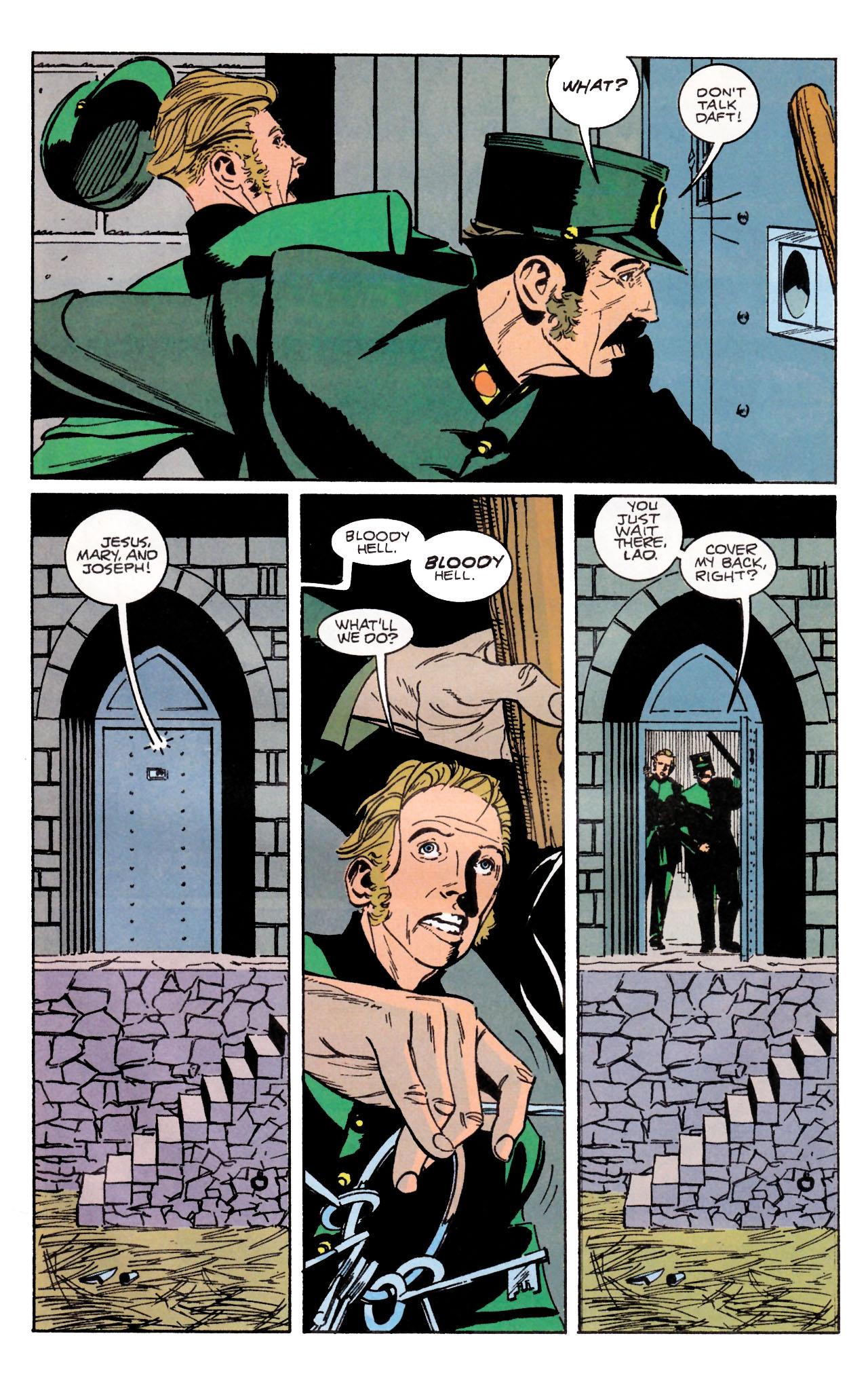 Read online Sebastian O comic -  Issue #1 - 7