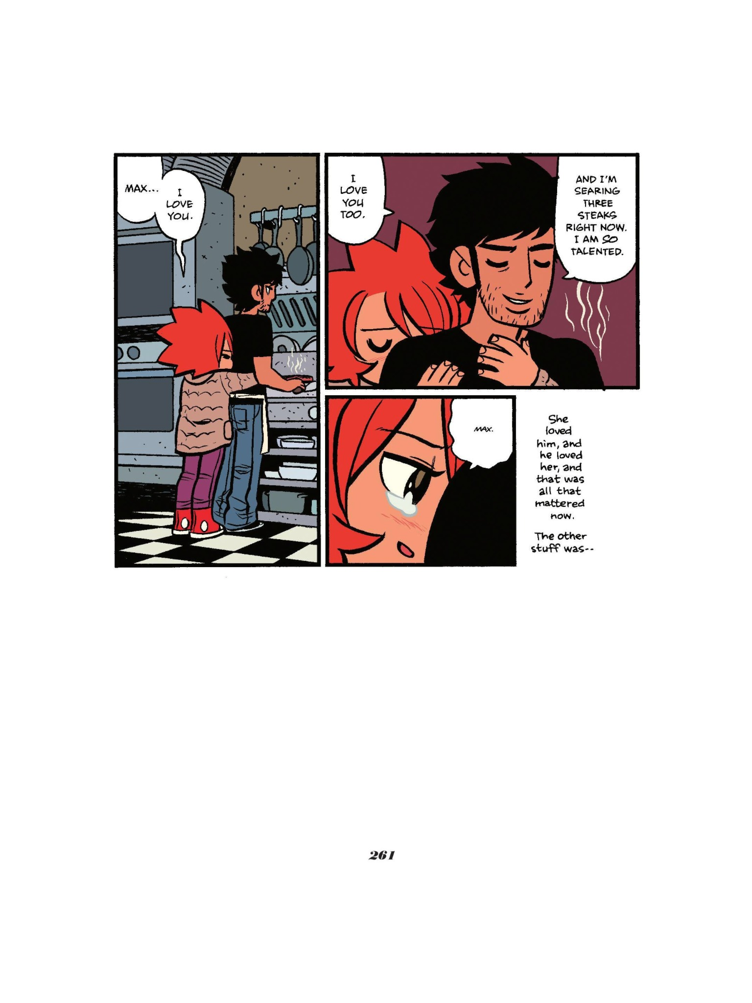 Read online Seconds comic -  Issue # Full - 261