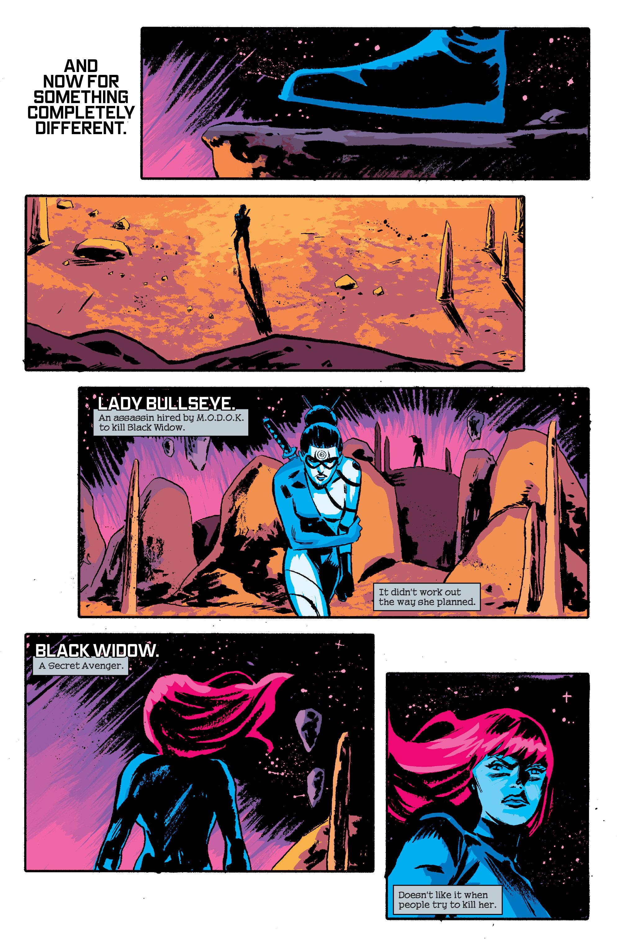 Read online Secret Avengers (2014) comic -  Issue #9 - 18