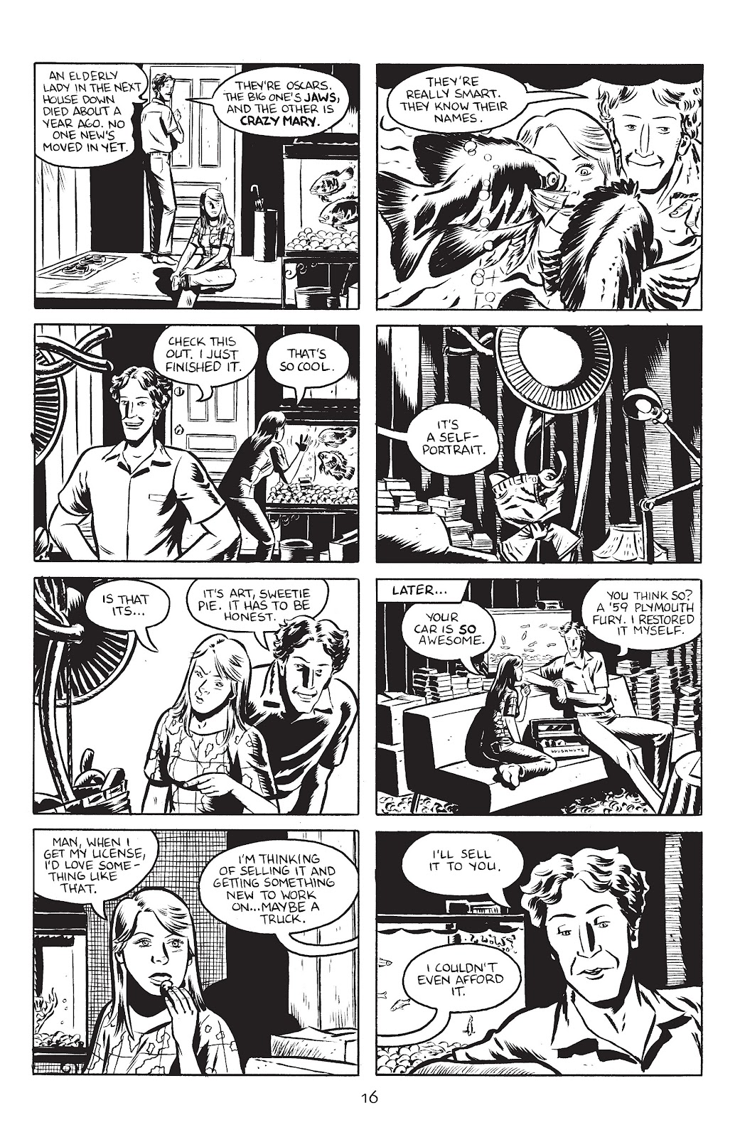 Stray Bullets Issue #25 #25 - English 18
