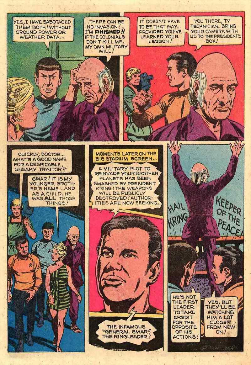 Star Trek (1967) #59 #59 - English 22