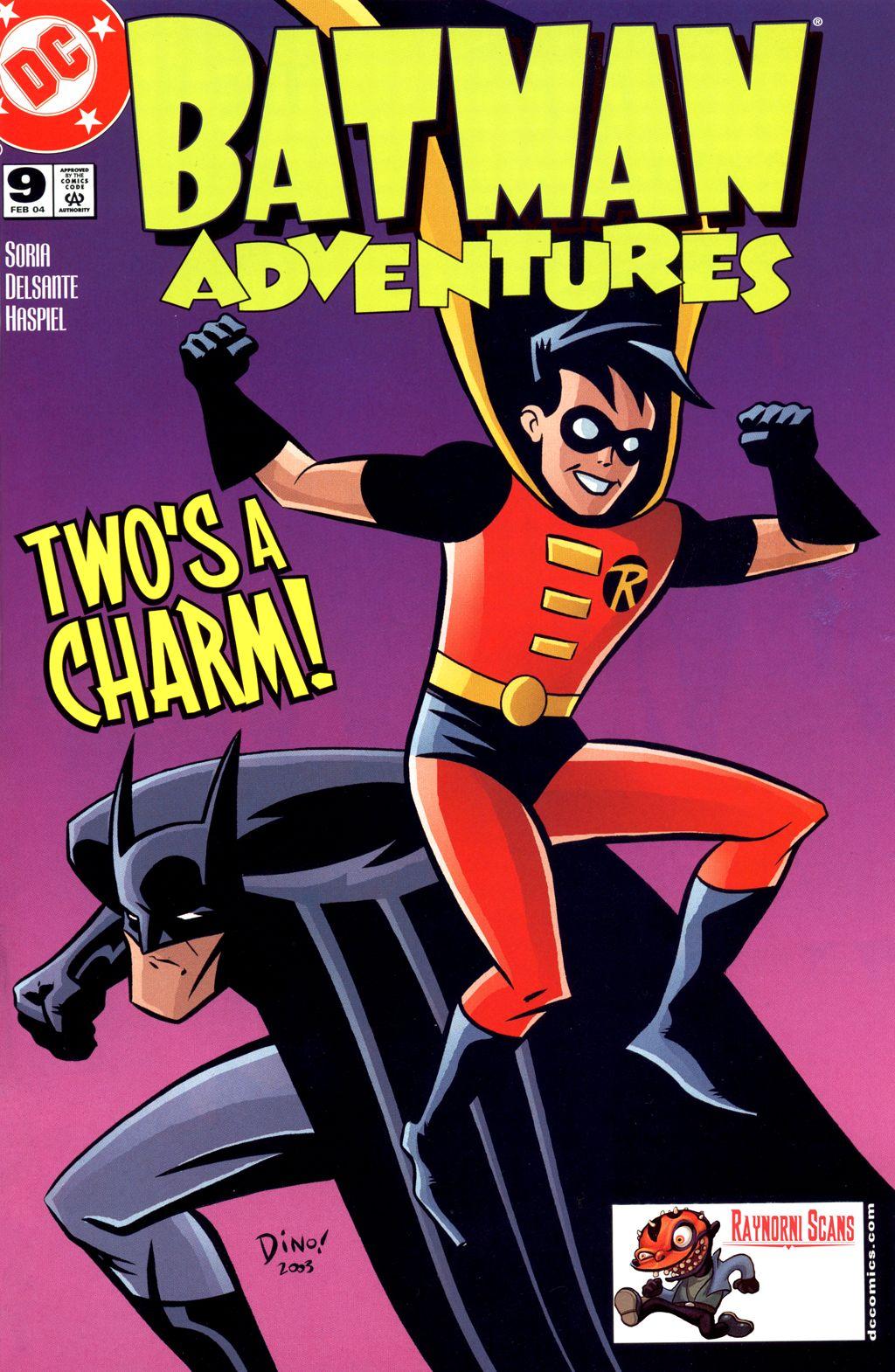 Batman Adventures (2003) 9 Page 1