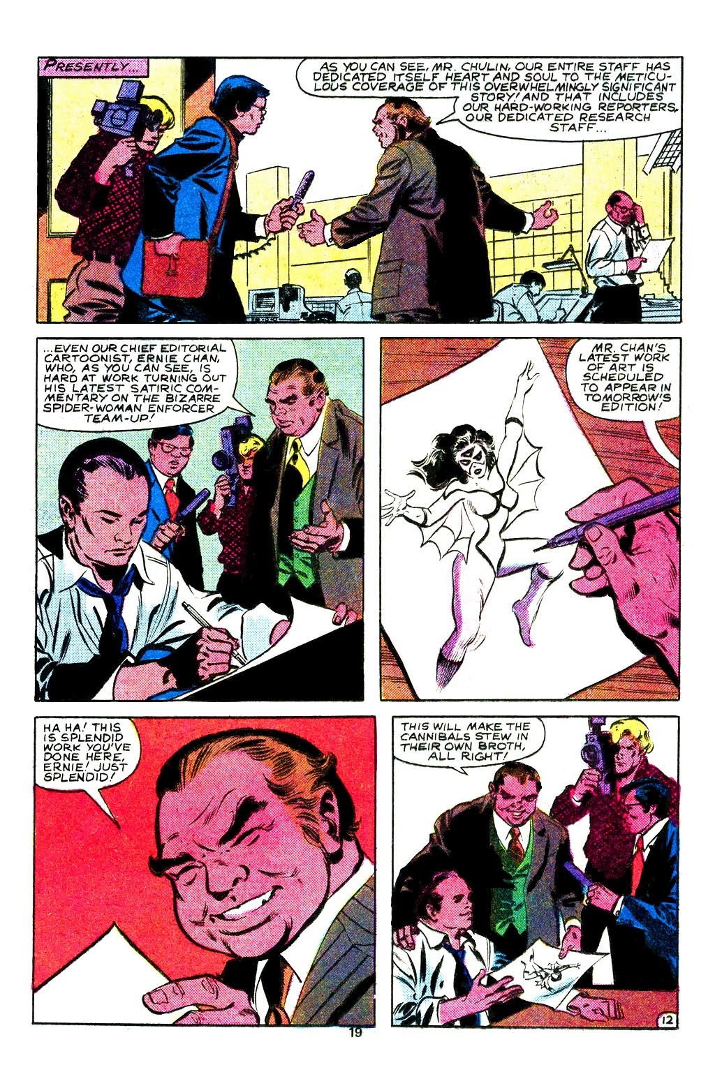 Spider-Woman (1978) Issue #29 #29 - English 13