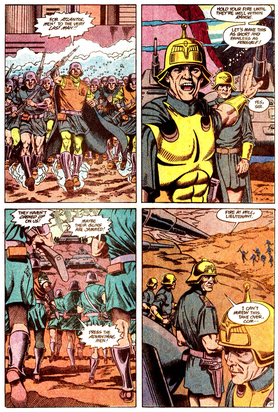 Aquaman (1989) Issue #5 #5 - English 11